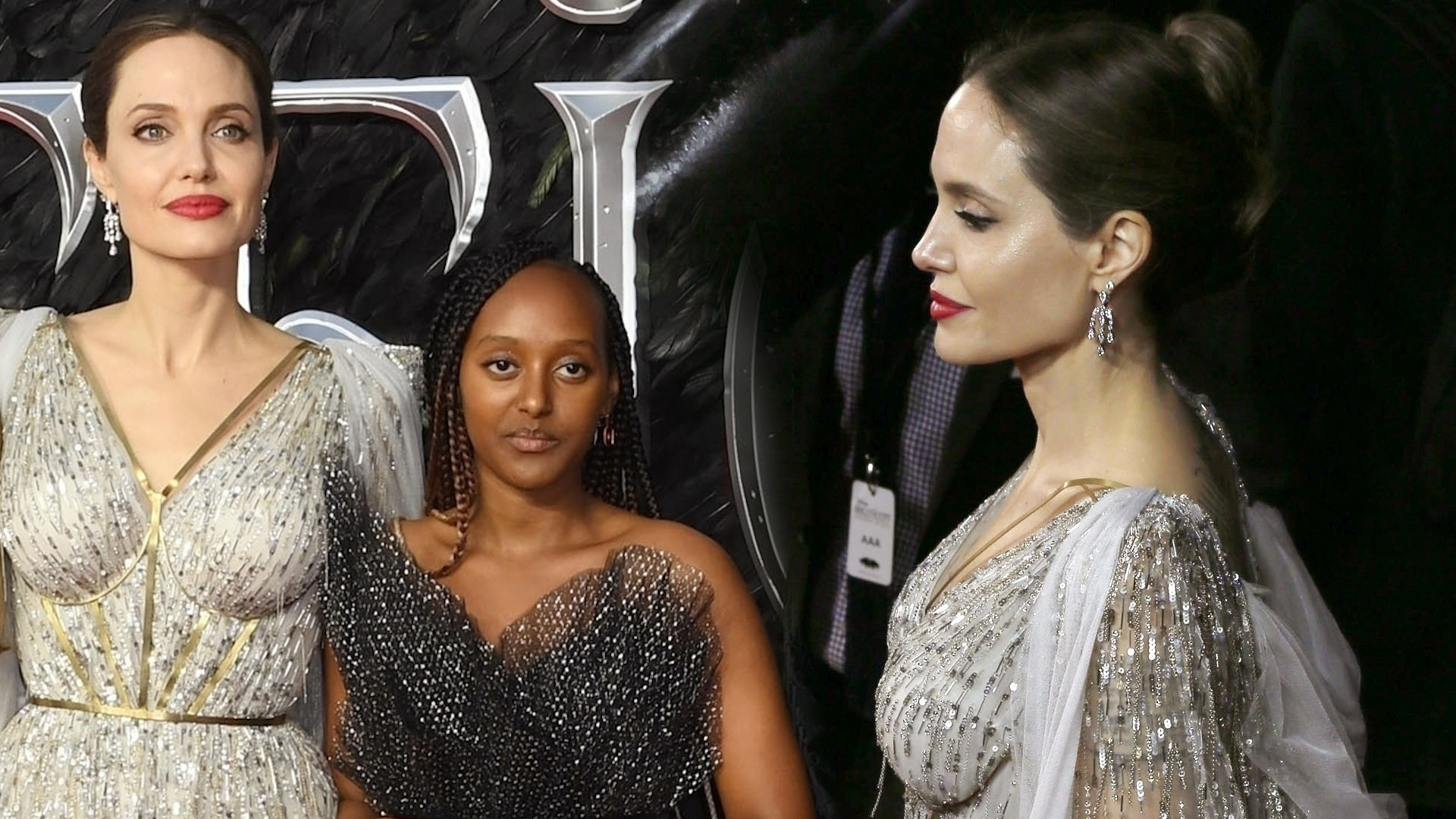14-letnia Zahara przebiła MAMĘ – Angelinę Jolie swoją kreacją? (ZDJĘCIA)