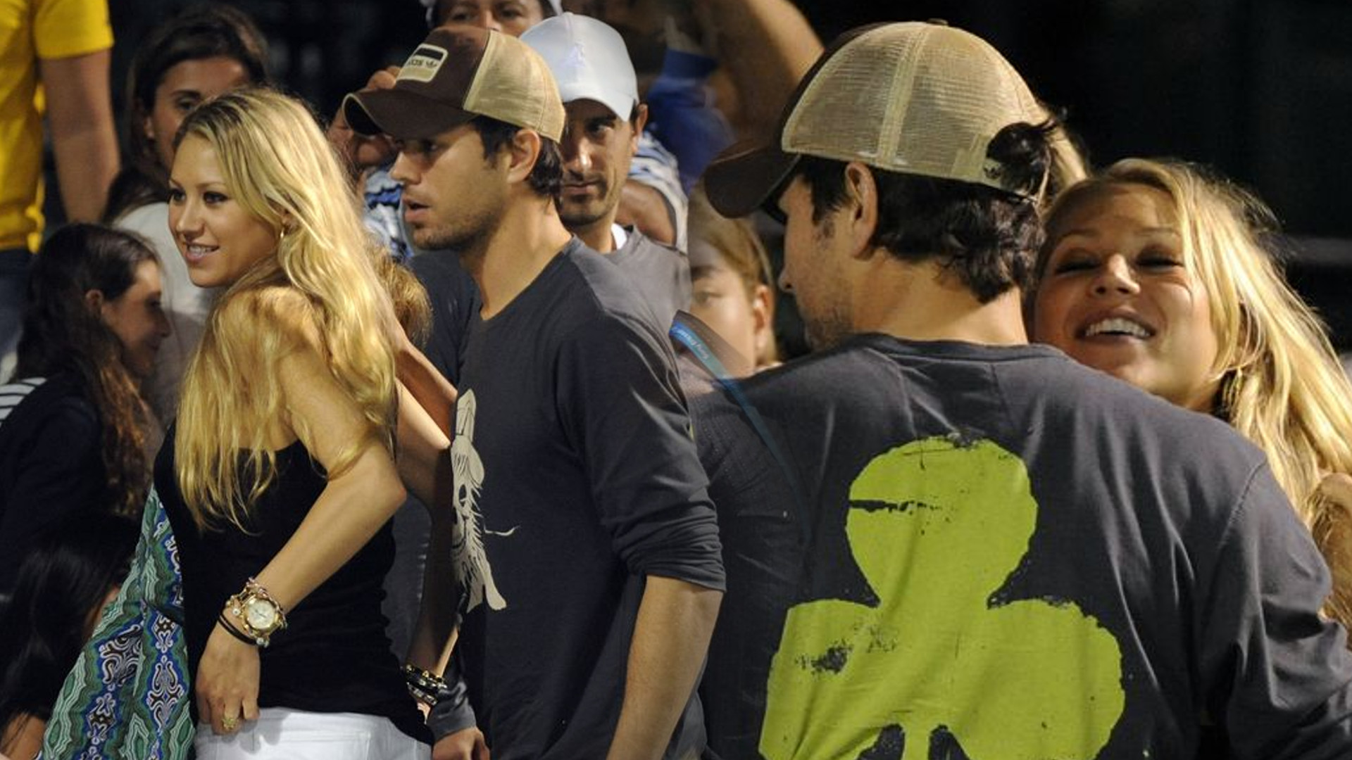 Enrique Iglesias i Anna Kournikova są po ŚLUBIE? Zobaczcie, co pojawiło się na Instagramie tenisistki
