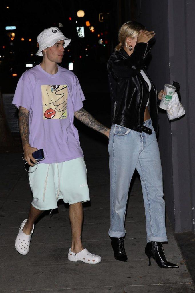 Justin Bieber Hailey Bieber
