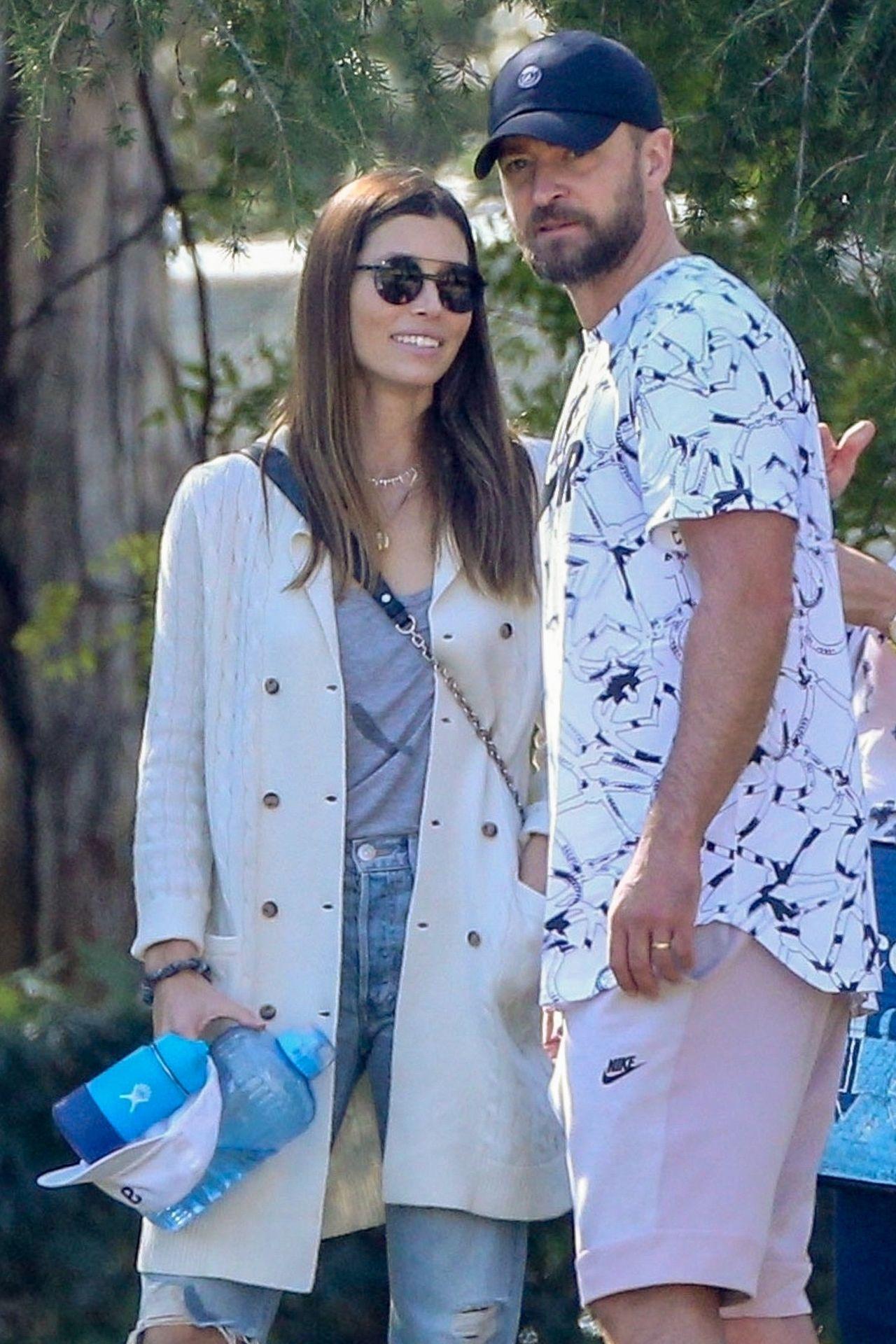 Justin Timberlake i Jessica Biel