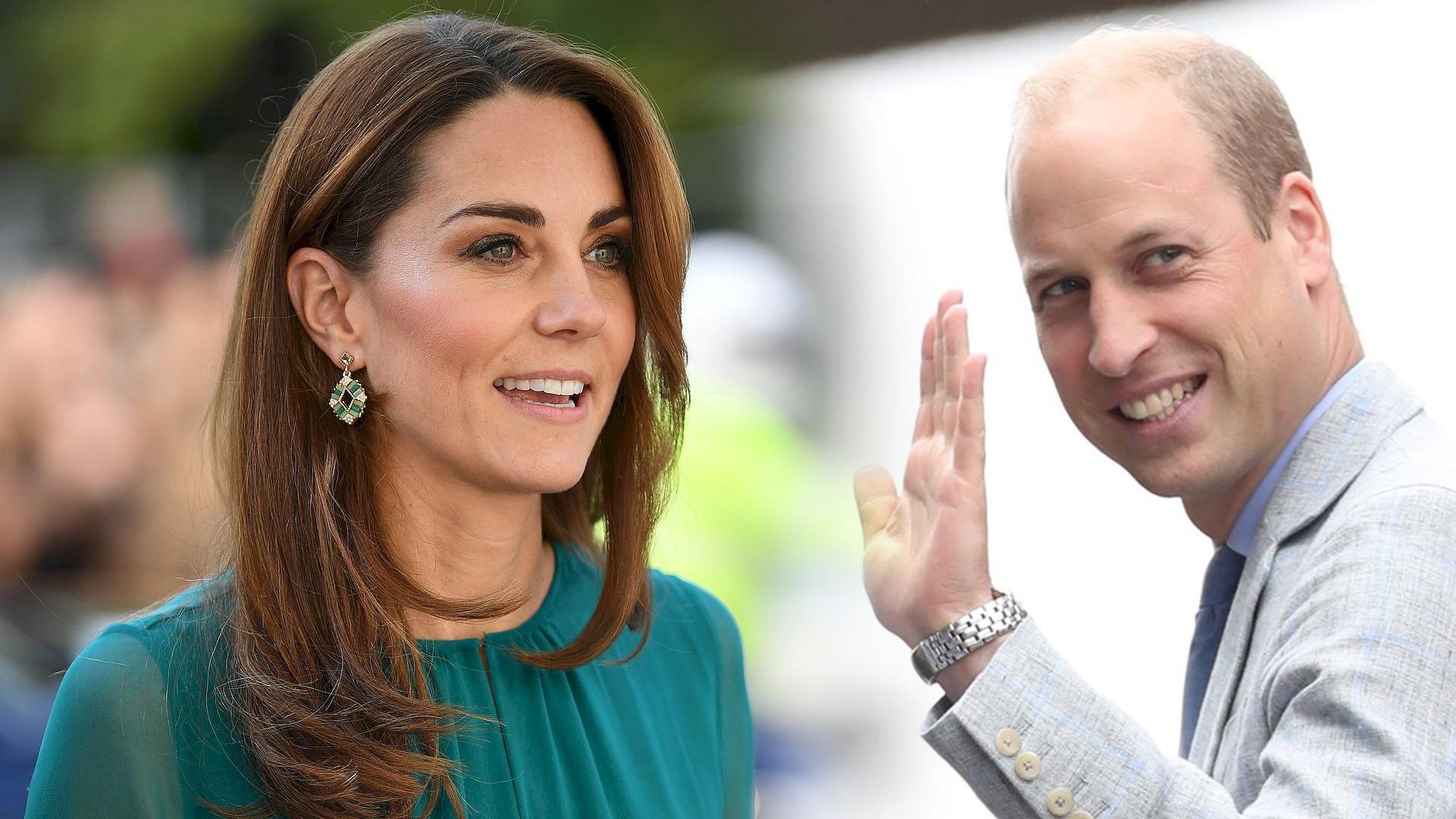 Księżna Kate wykonała pewien GEST wobec księcia Williama. To pokazało prawdę o ich relacji