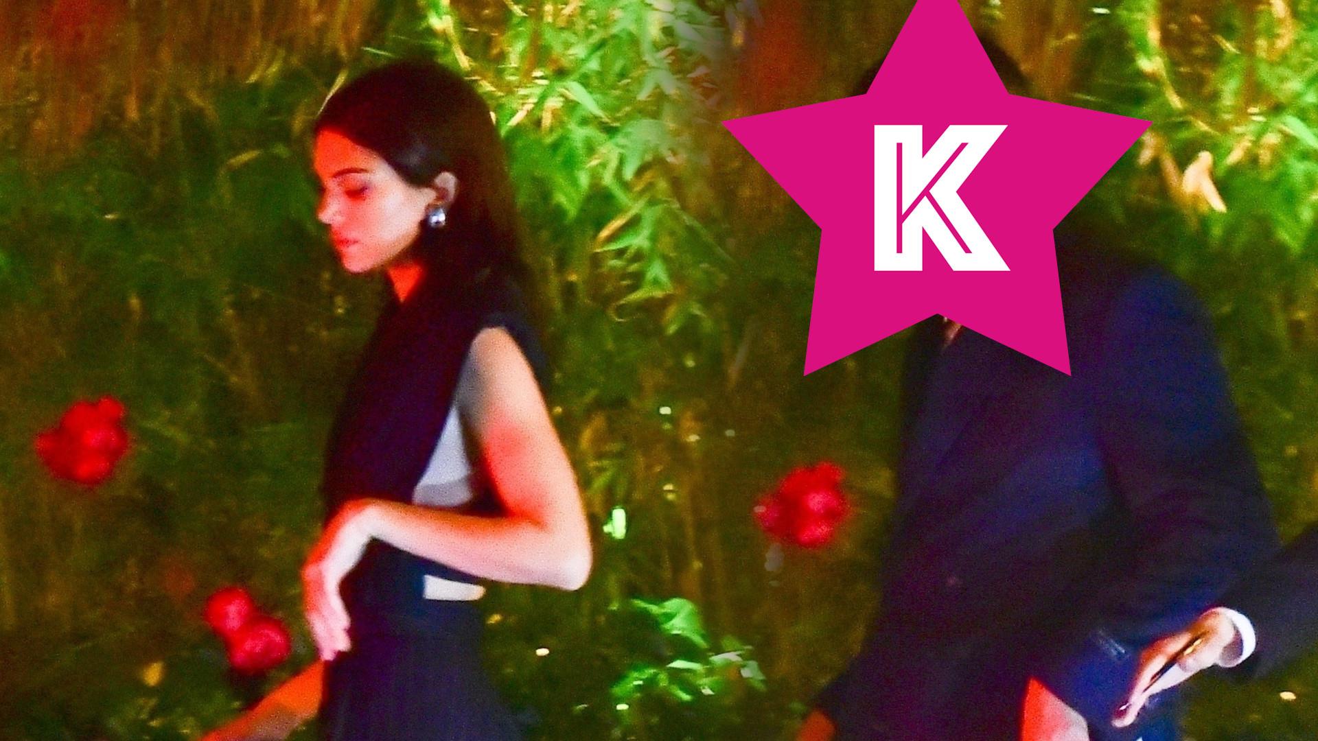 Kendall Jenner poszła z NIM na randkę – ubrała się bardzo elegancko (ZDJĘCIA)