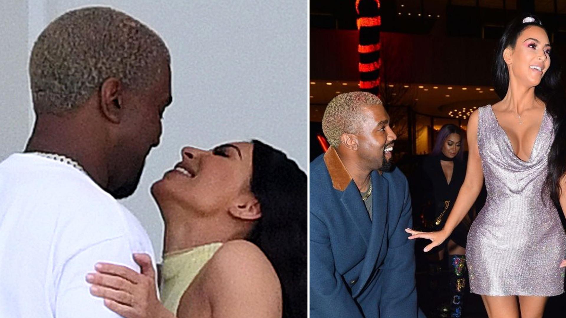 Kanye West podarował Kim Kardashian prezent warty MILION dolarów – nie tego się spodziewaliśmy