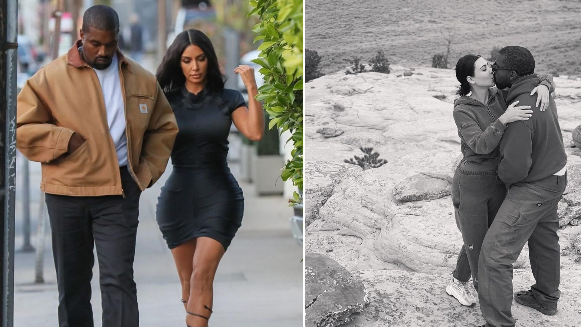 Kim Kardashian i Kanye West odnawiają przysięgę małżeńską w 5 rocznicę ślubu!