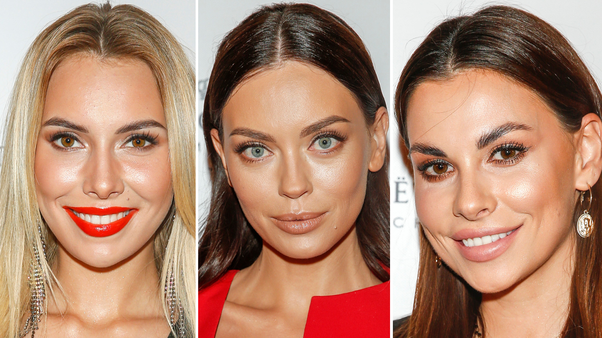 Czerwone oczy Jessiki Mercedes i ogniste usta Mileny Sadowskiej – makijaże gwiazd na gali Elle