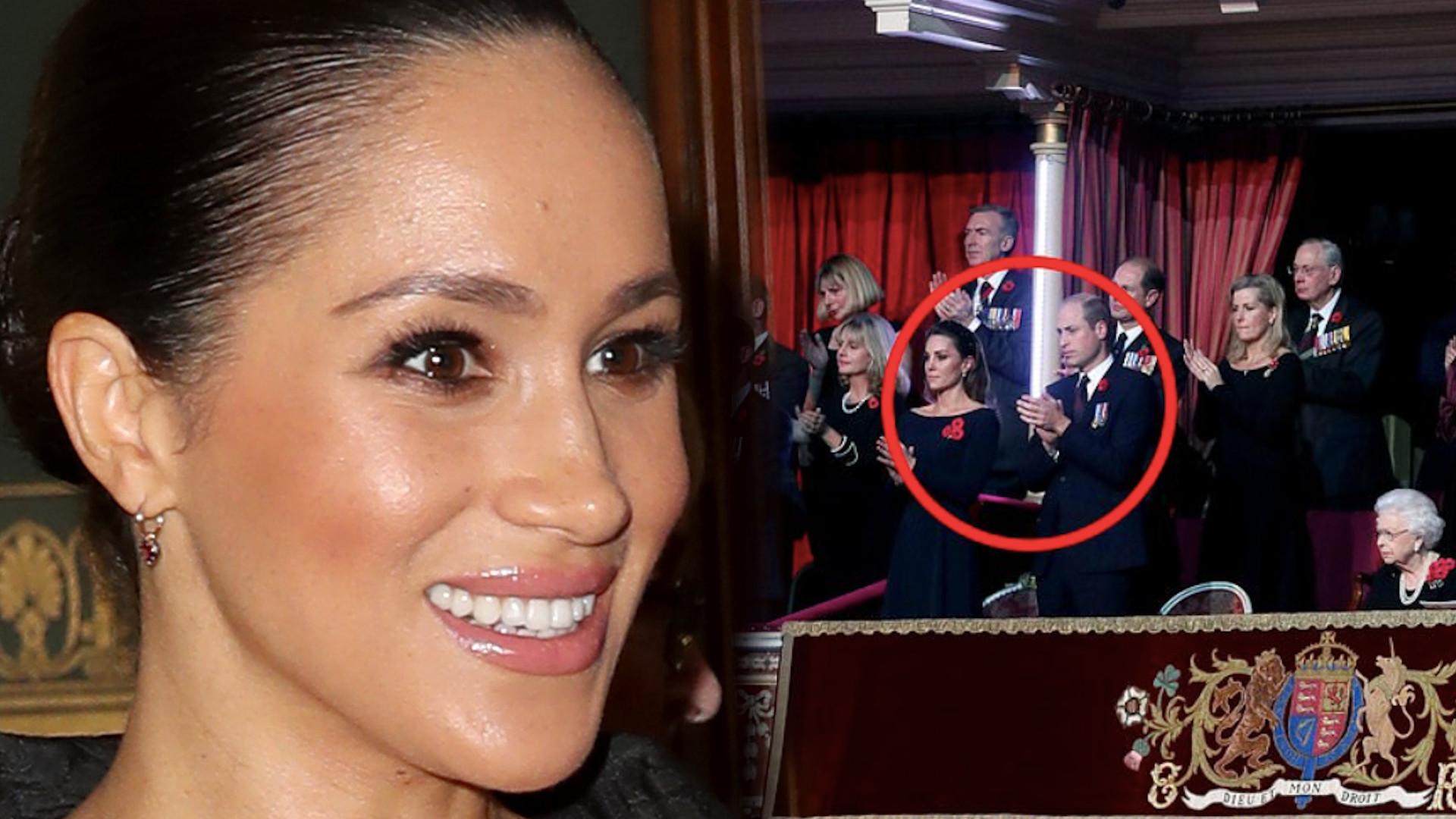 Para książęca Cambridge i Sussex razem na evencie. Nie obyło się bez kontrowersji