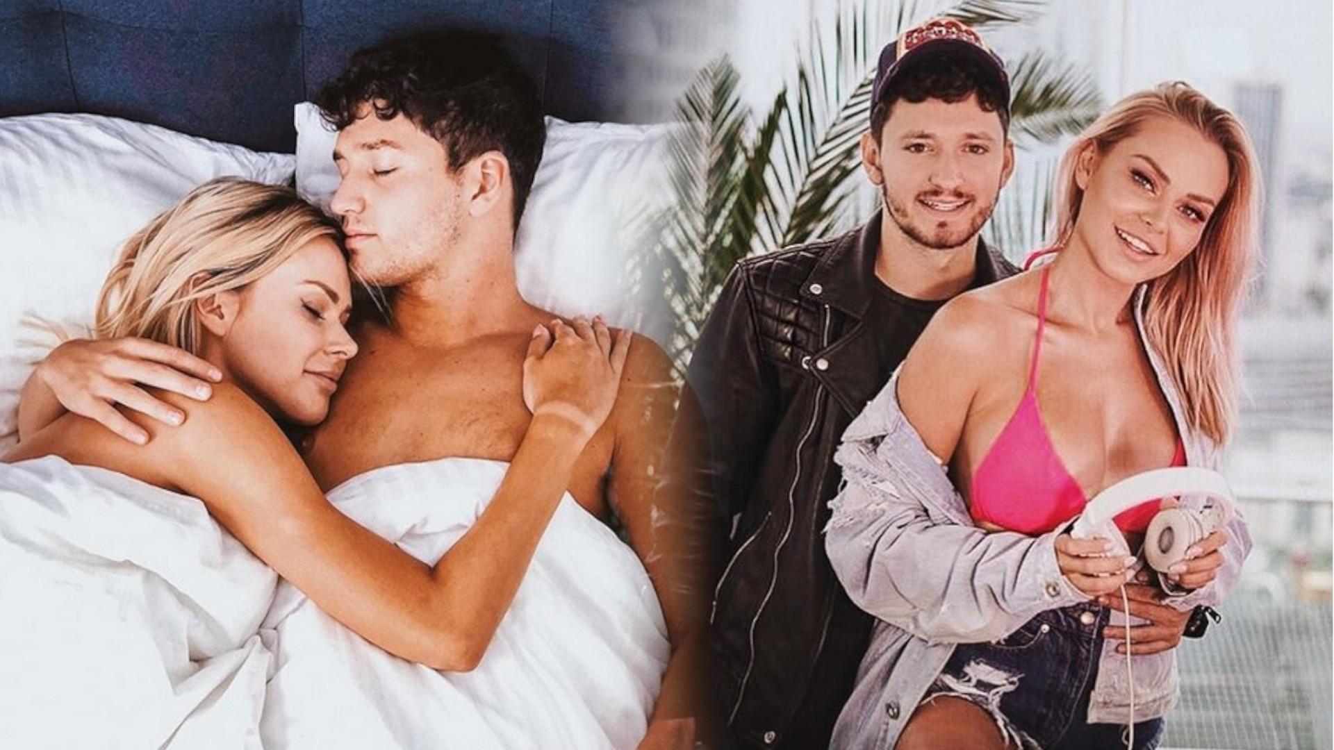 Danny Ferreri i Ola Ciupa są jeszcze razem? Youtuber wydał OŚWIADCZENIE