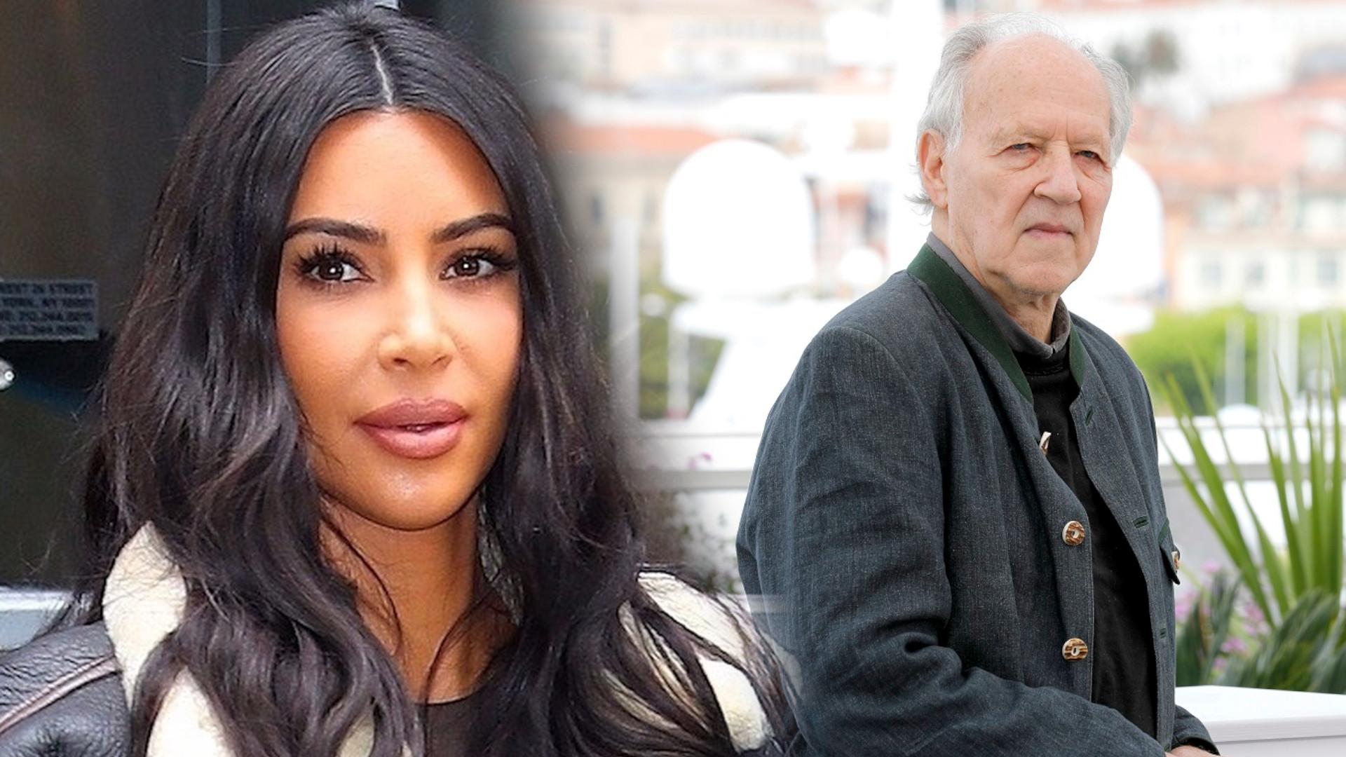 Kim Kardashian doceniona przez uznanego filmowca. Chce ją w swoim filmie