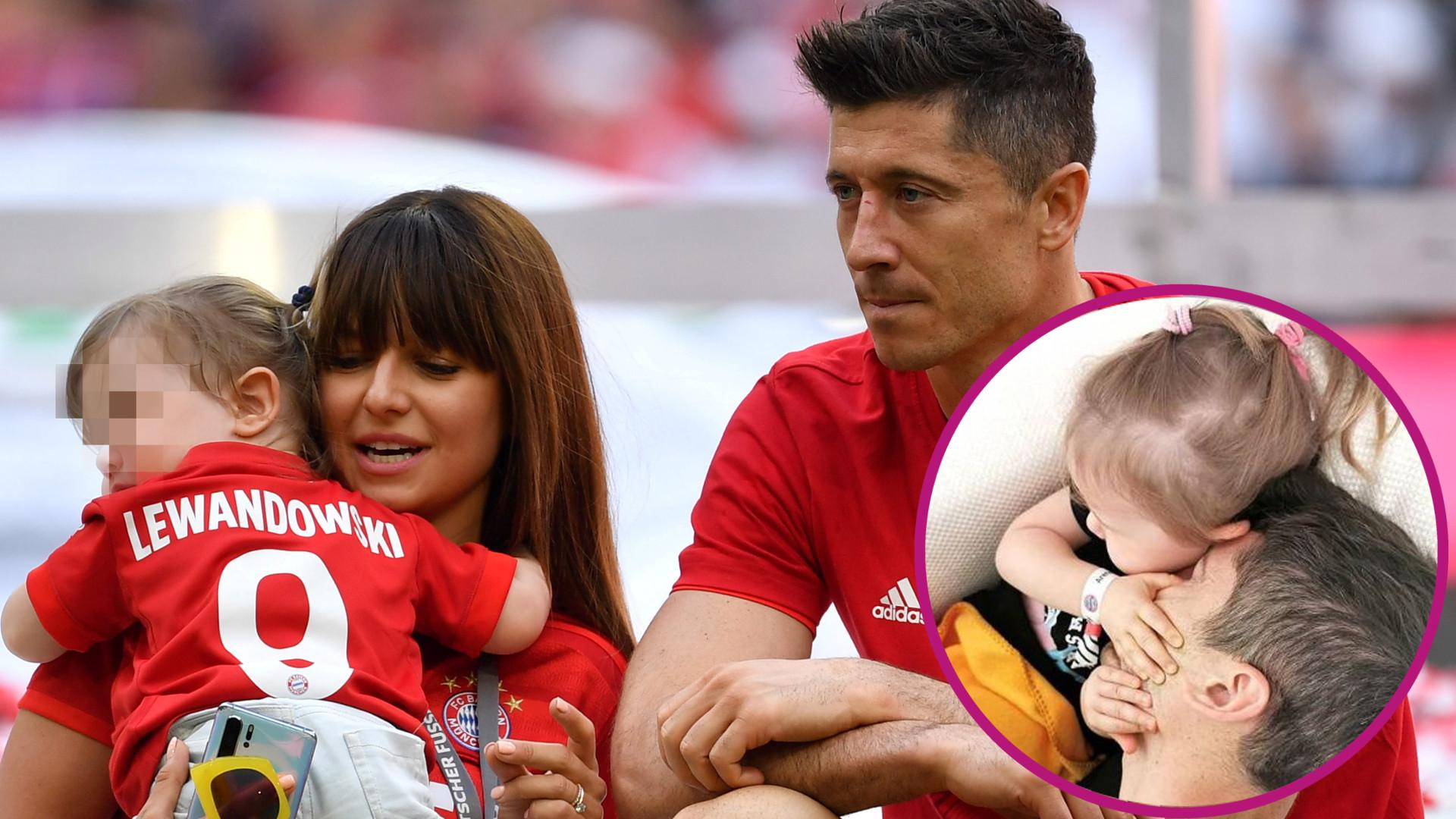 Klara Lewandowska wymiata! Robert Lewandowski podpisuje zdjęcia, a jego córka…