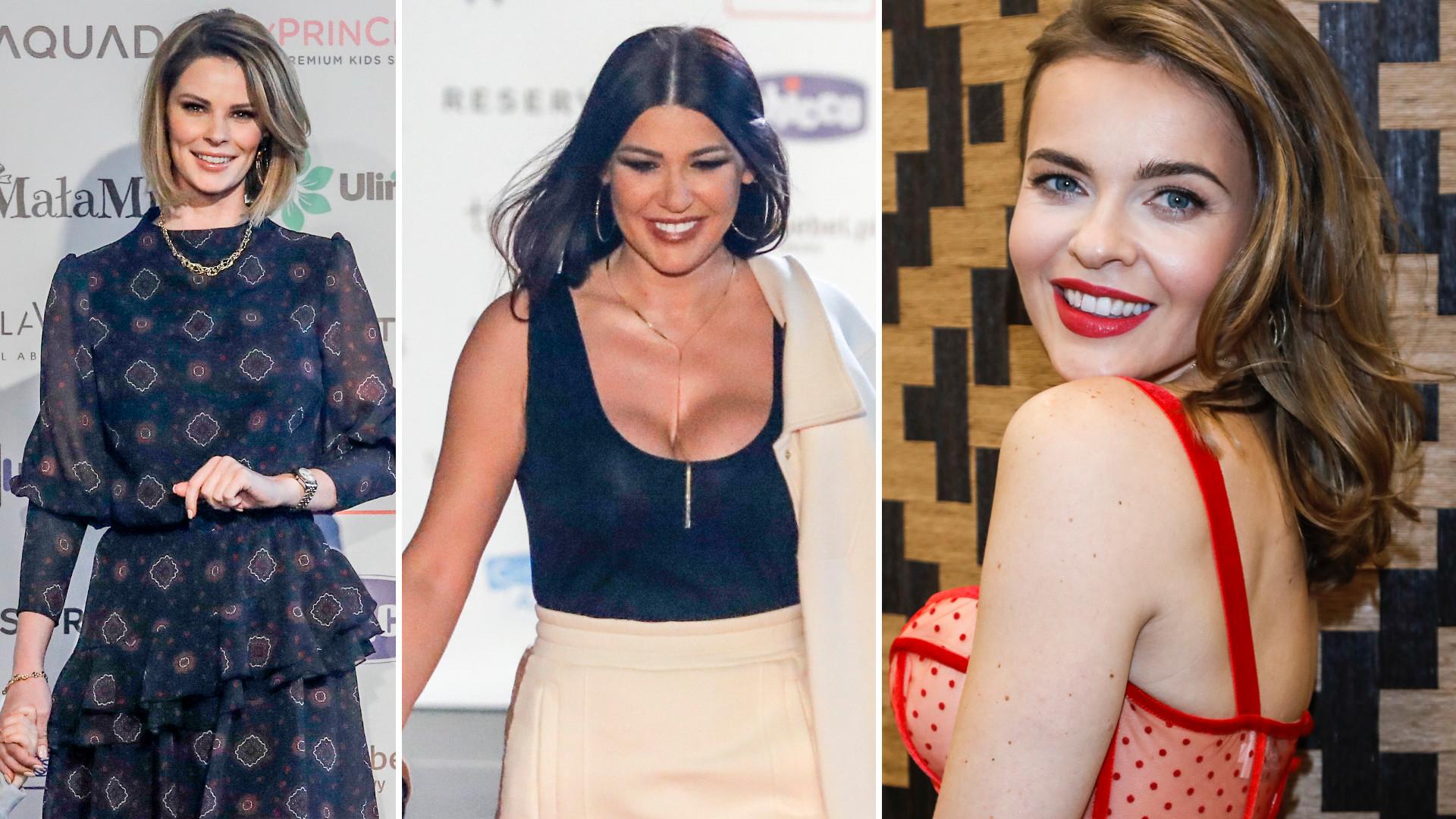 Małgorzata Tomaszewska, Iwona Węgrowska i inne gwiazdy na charytatywnym pokazie mody (ZDJĘCIA)