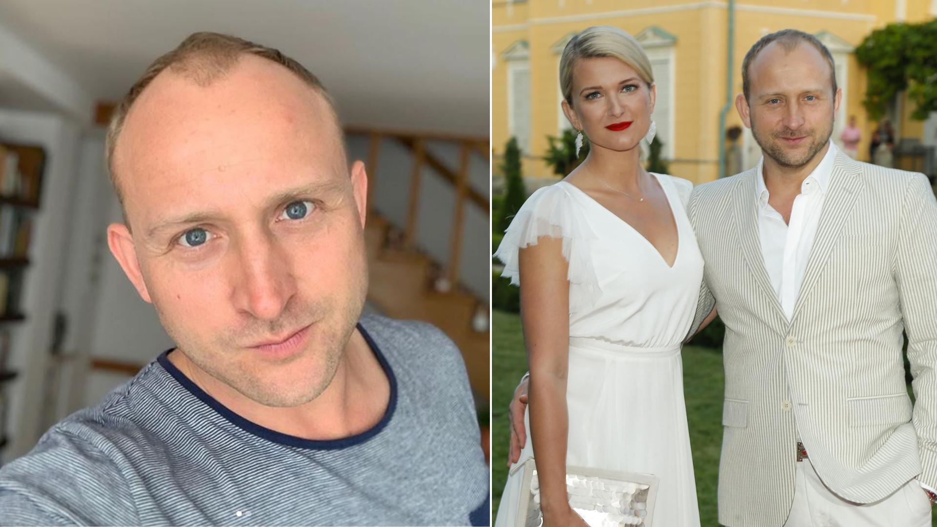 Borys Szyc ponownie zostanie tatą! Justyna Nagłowska spodziewa się dziecka (FOTO)