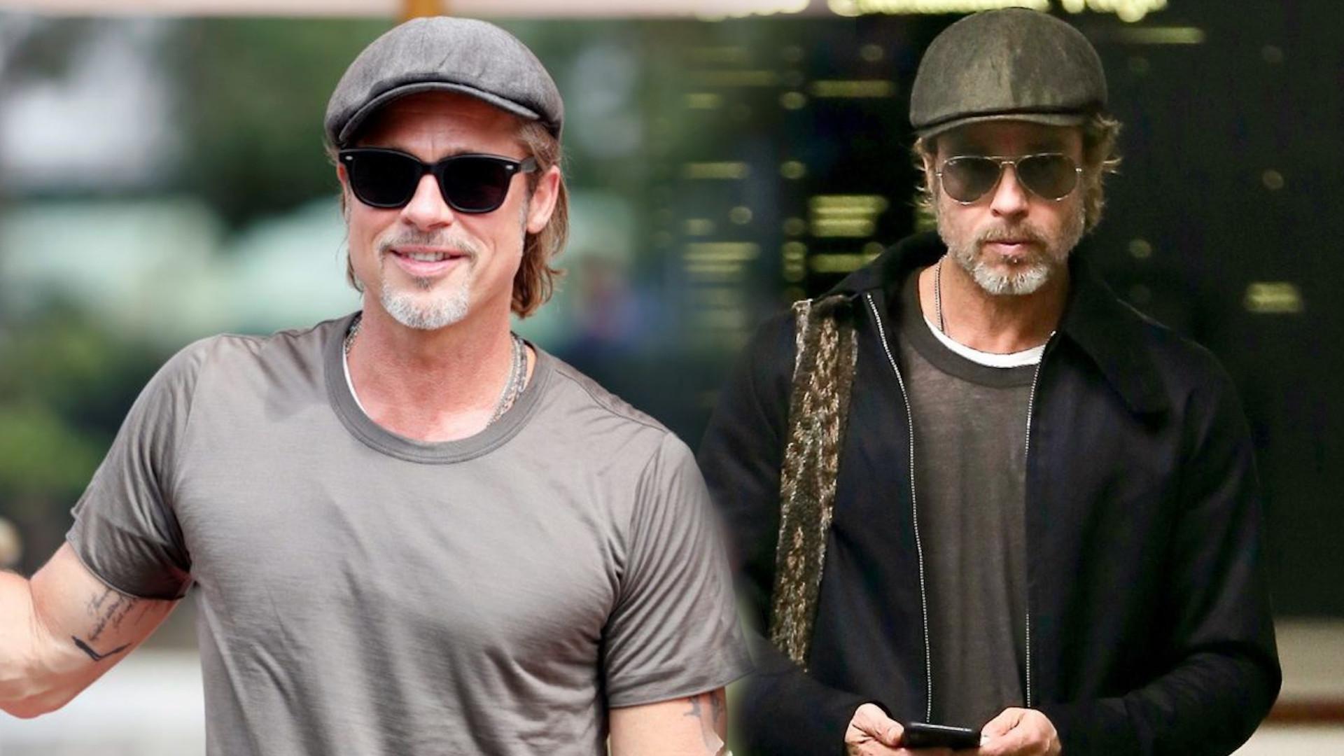 Brad Pitt spotyka się z 25 lat młodszą aktorką? Ich romans trwa już kilka miesięcy