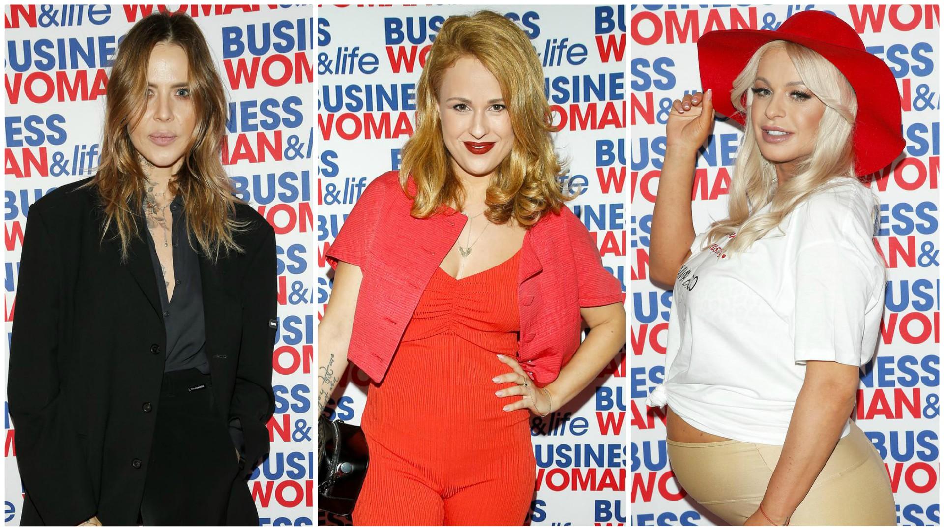 Kaja Paschalska, Paula Tumala i wiele gwiazd na gali  Businesswoman & life (ZDJĘCIA)