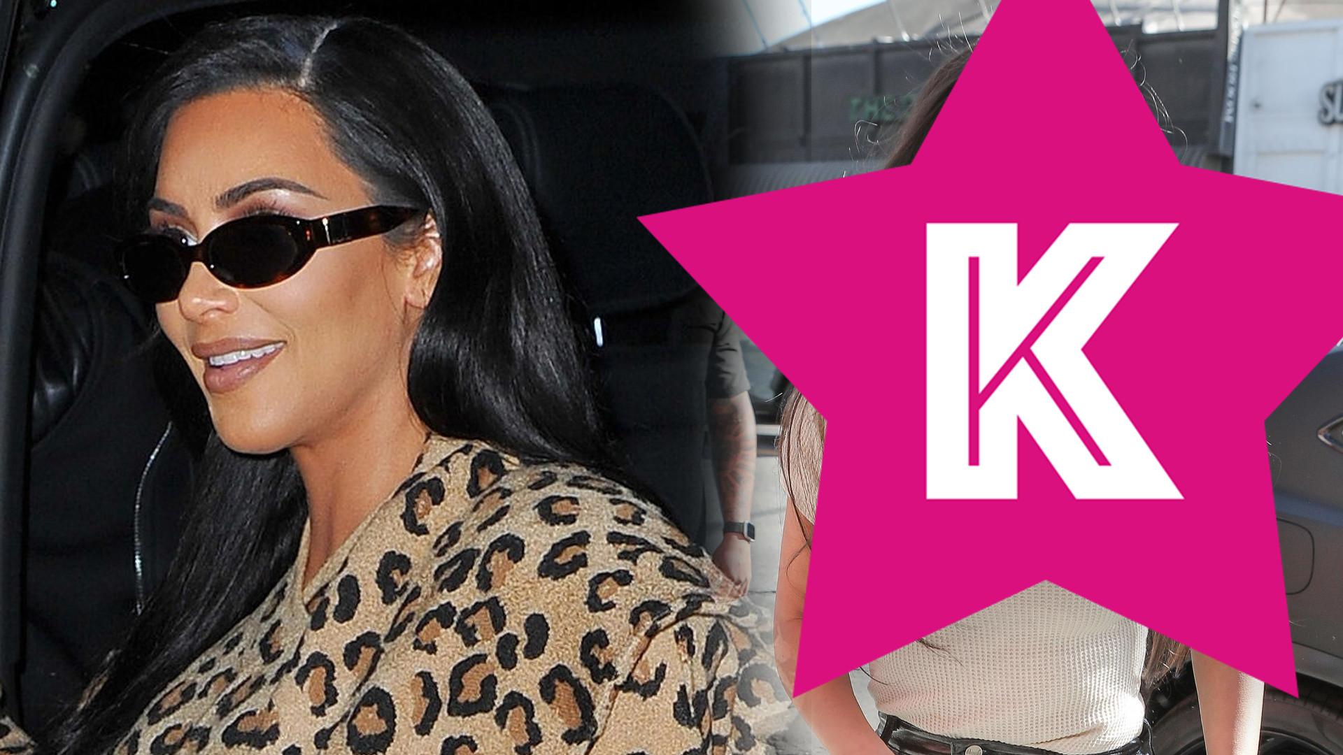 Kim Kardashian pozwoliła fryzjerowi obciąć jej włosy na PARKINGU – efekt jest WOW! (ZDJĘCIA)