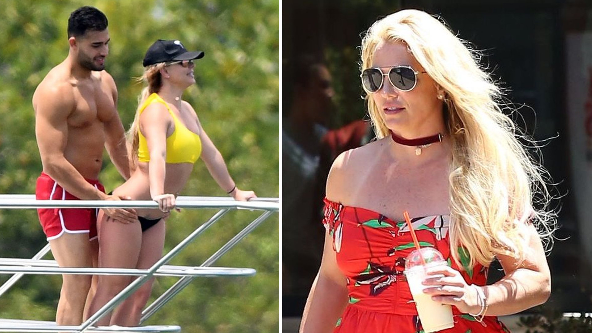 Britney Spears WYGRAŁA święta swoją choinką – jaka OGROMNA!