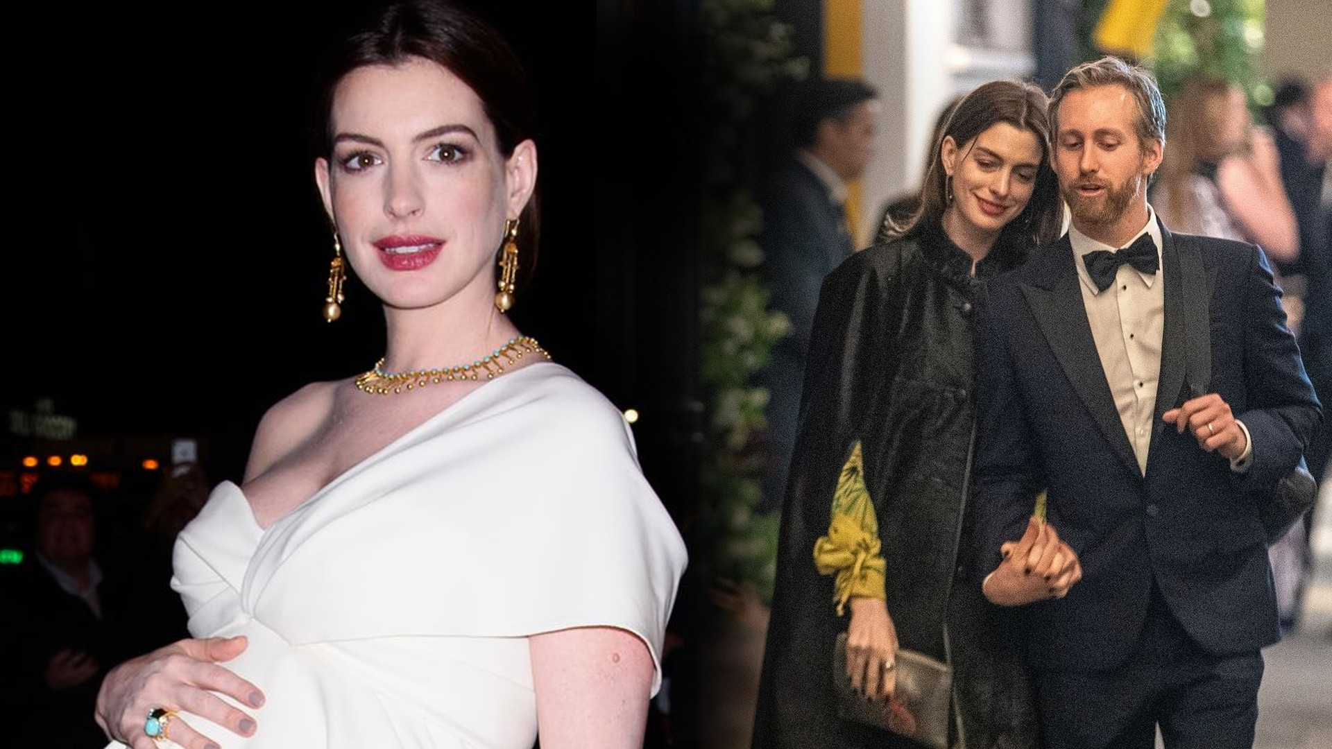 Anne Hathaway urodziła drugie dziecko! Wszystko trzymała w tajemnicy. Są pierwsze zdjęcia