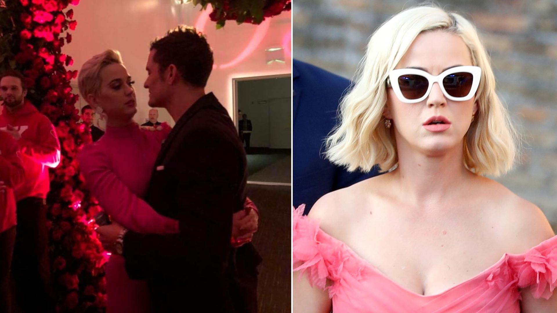 Katy Perry i Orlando Bloom cały czas przesuwają datę ślubu. Przerosły ich przygotowania?