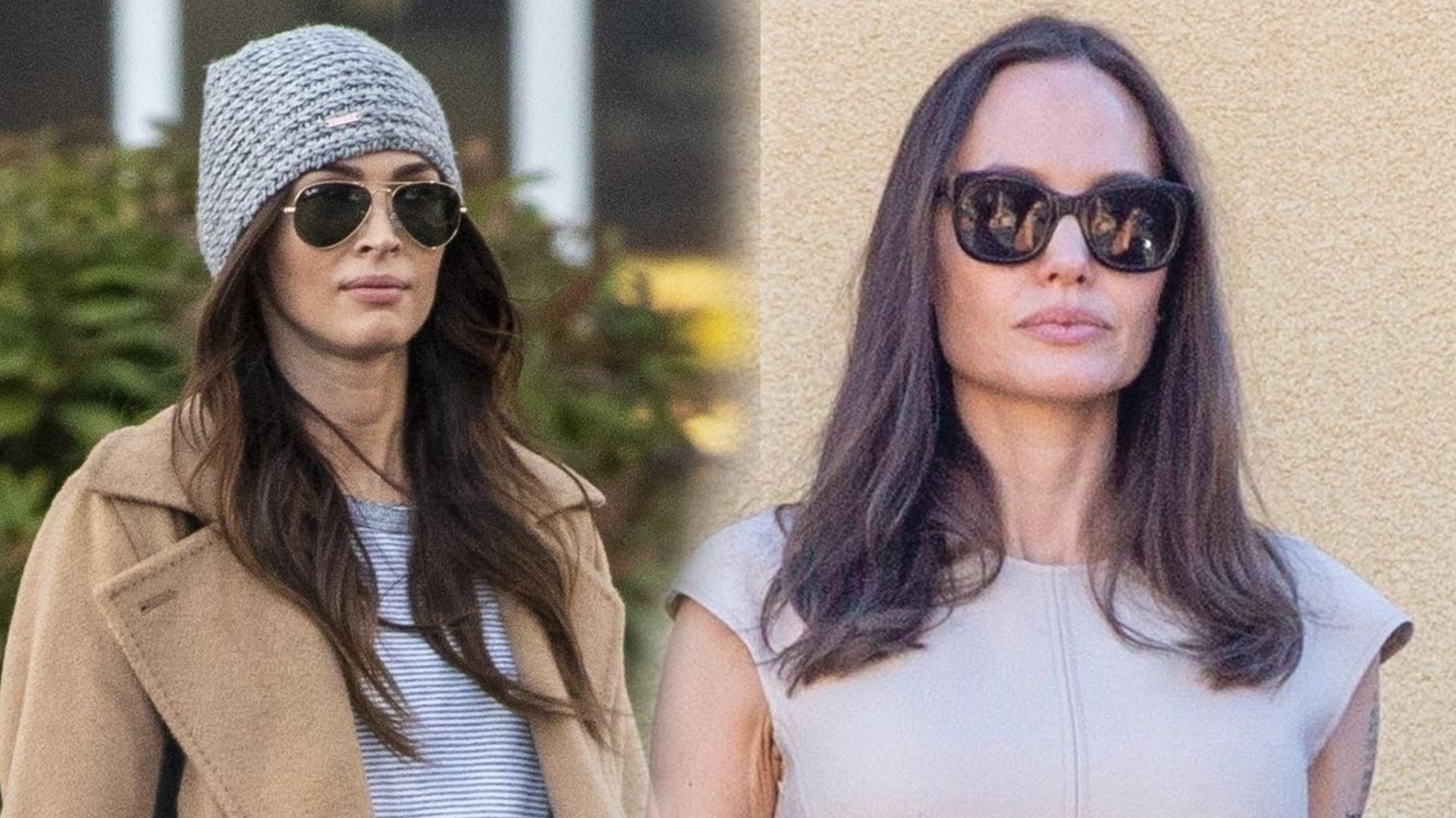 Meghan Fox przestała upodabniać się do Angeliny Jolie? Celebrytka stawia na sportowe stylizacje