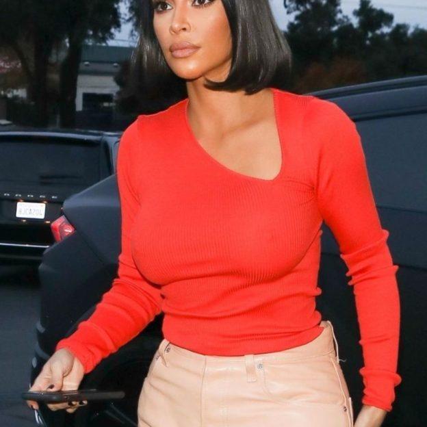 Kim Kardashian/fot. Forum