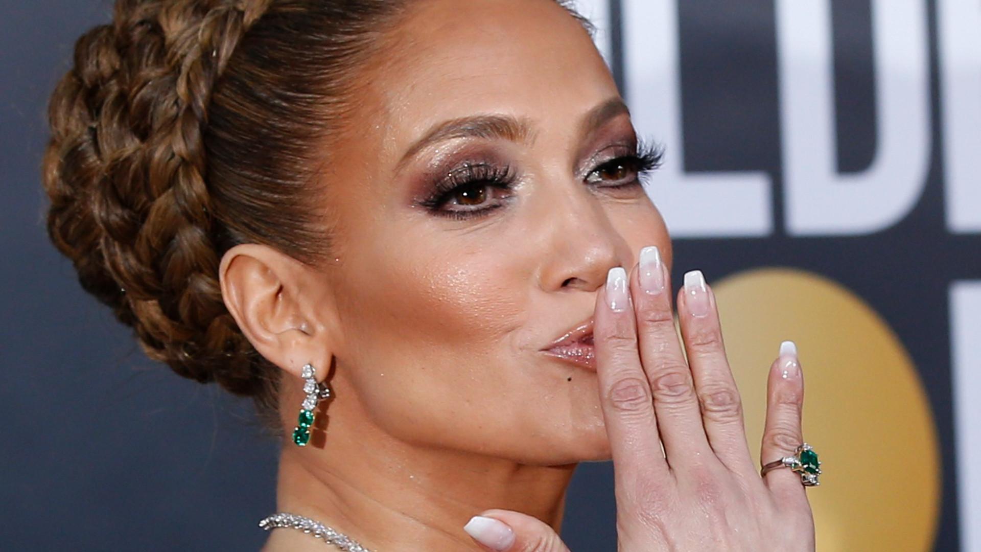 Jennifer Lopez w NAJGORSZEJ kreacji na gali Złotych Globów?