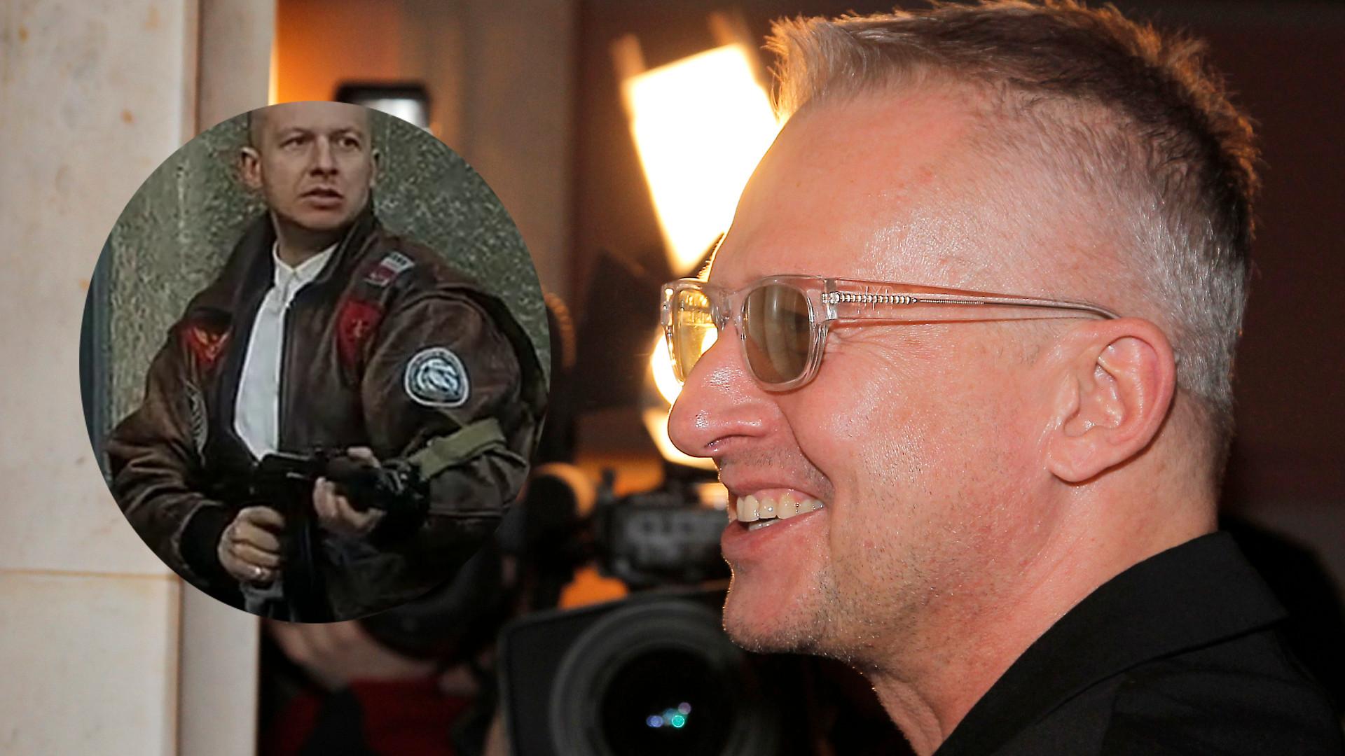 Możesz wylicytować kurtkę Bogusława Lindy z filmu Psy na aukcji WOŚP – musisz mieć jednak gruby portfel!