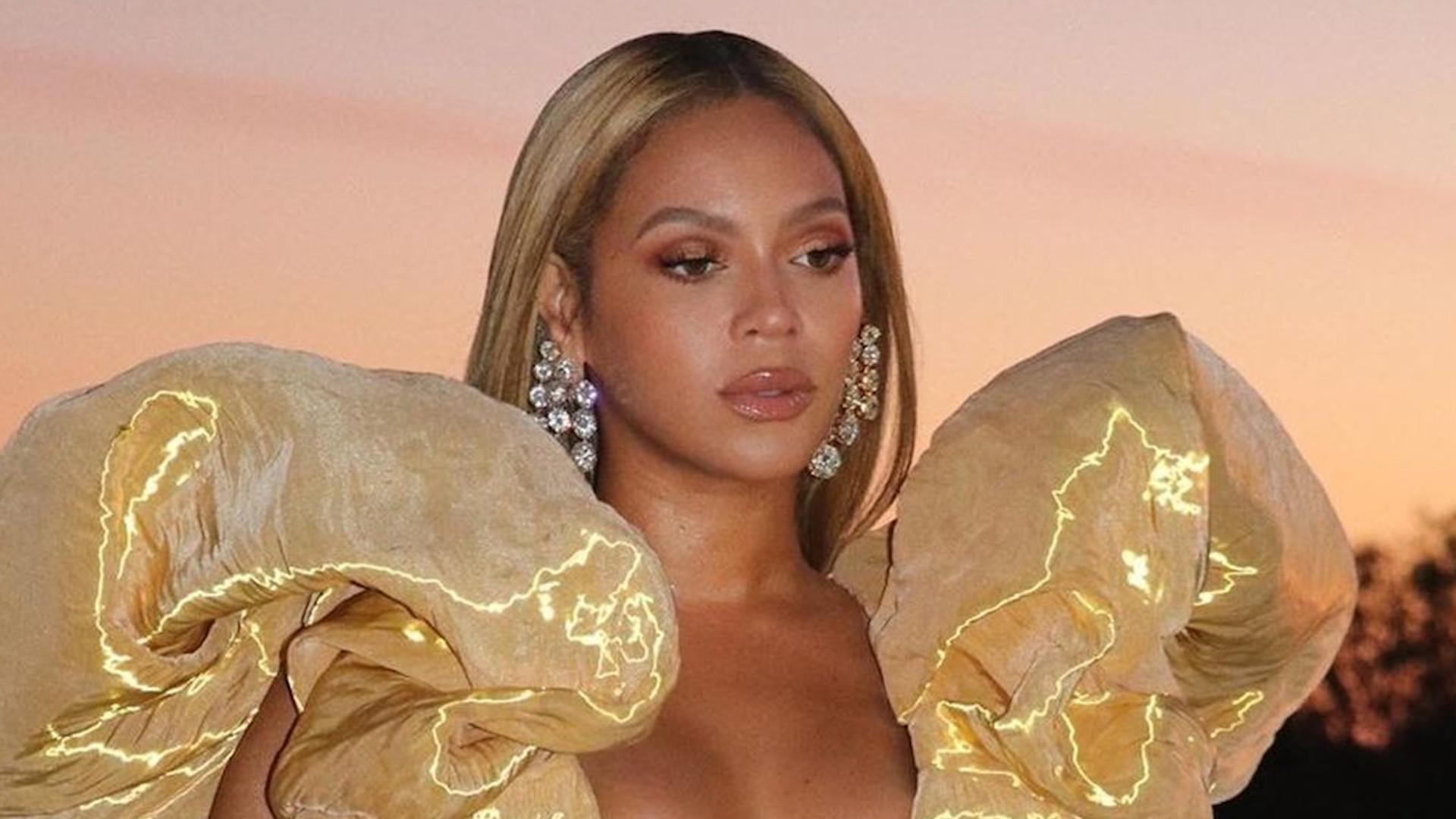 WOW! Beyonce na Złotych Globach wyglądała BOSKO!
