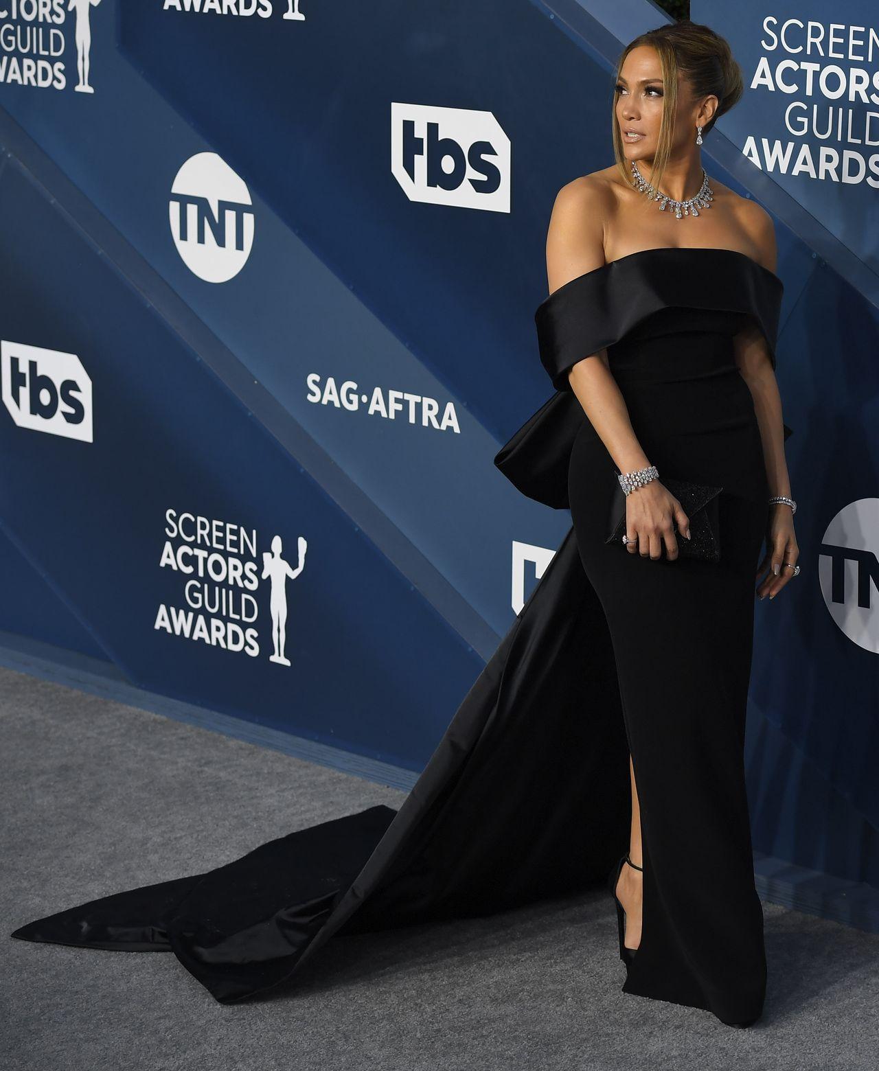 Jennifer Lopez na SAG Awards