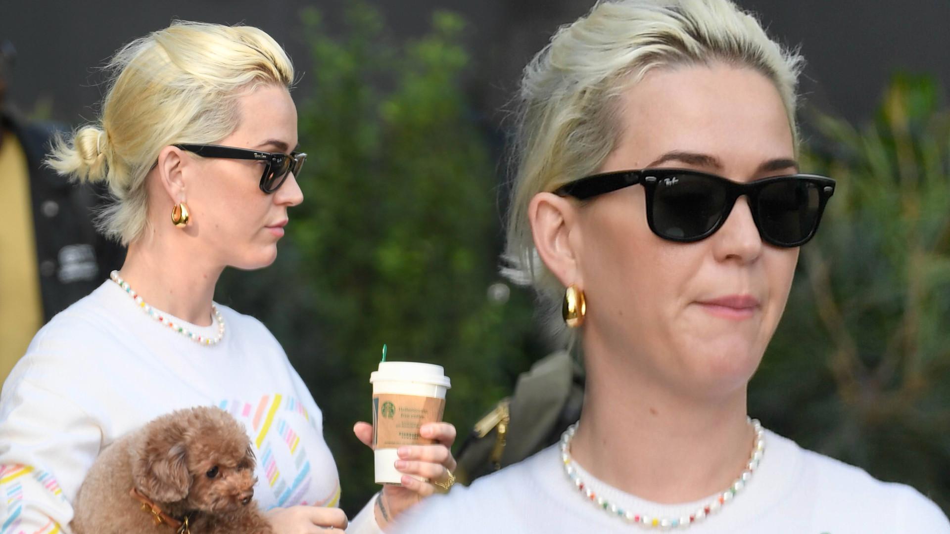 Katy Perry podsyca plotki o CIĄŻY. Spójrzcie na ten strój
