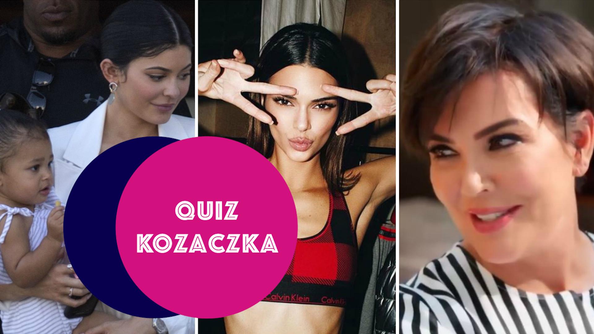 Kris, Kendall czy Kylie – SPRAWDŹ, którą Jennerką jesteś! (QUIZ)