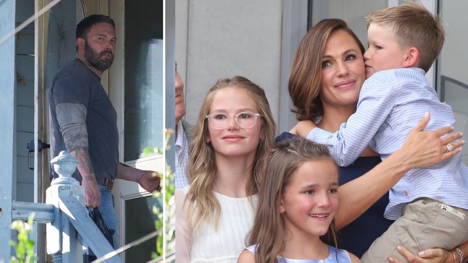 Ben Affleck: Najbardziej ŻAŁUJĘ ROZWODU z Jennifer Garner - Kozaczek