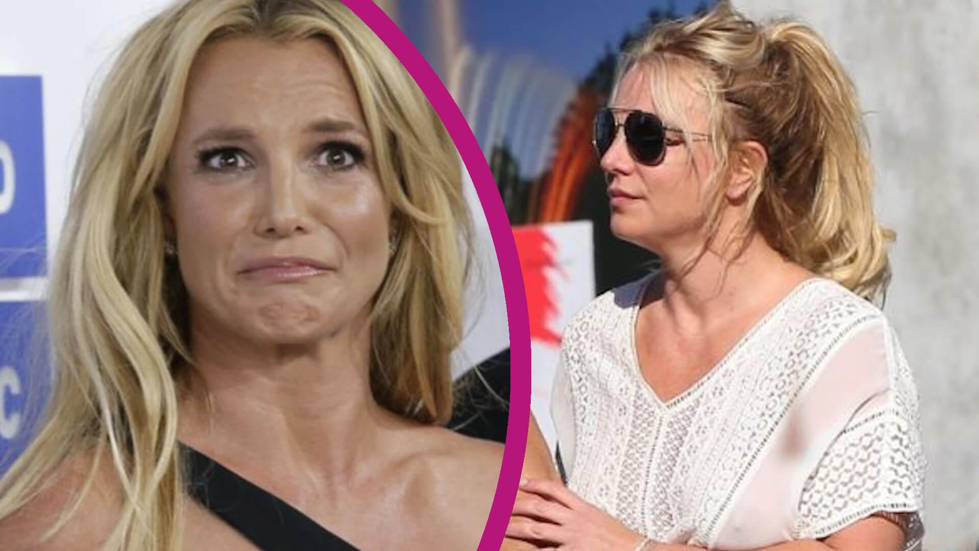 Britney Spears miała mały WYPADEK! Piosenkarka się połamała