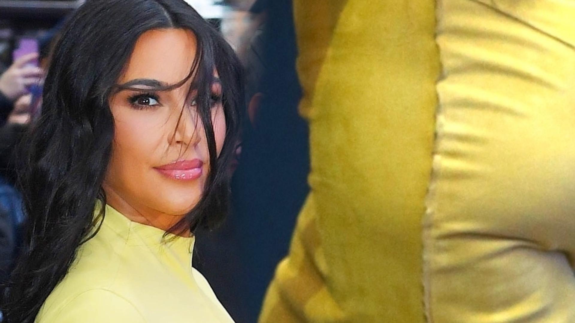 Auć! Coś nie tak z PUPĄ Kim Kardashian