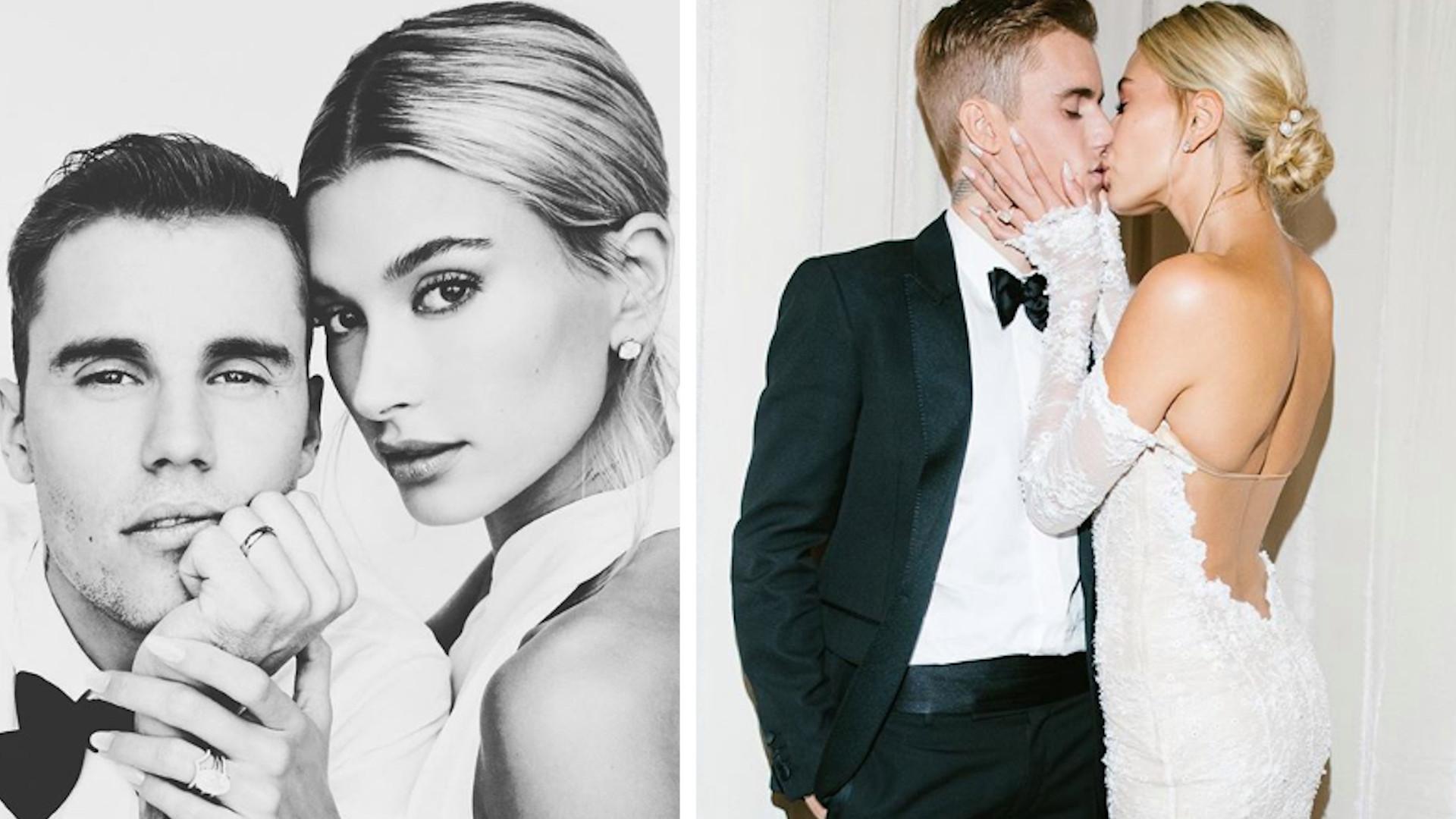 Wyszło na jaw! Justin Bieber w ogóle nie był zaangażowany w planowanie wesela