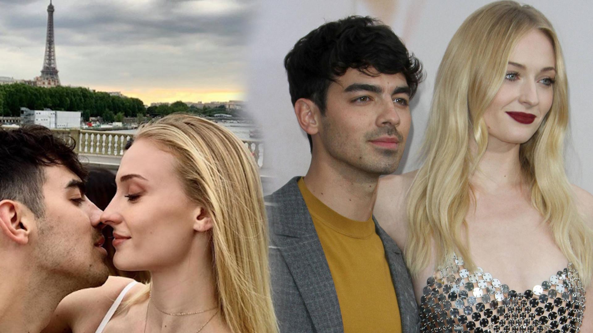 Gratulujemy! Joe Jonas i Sophie Turner spodziewają się dziecka