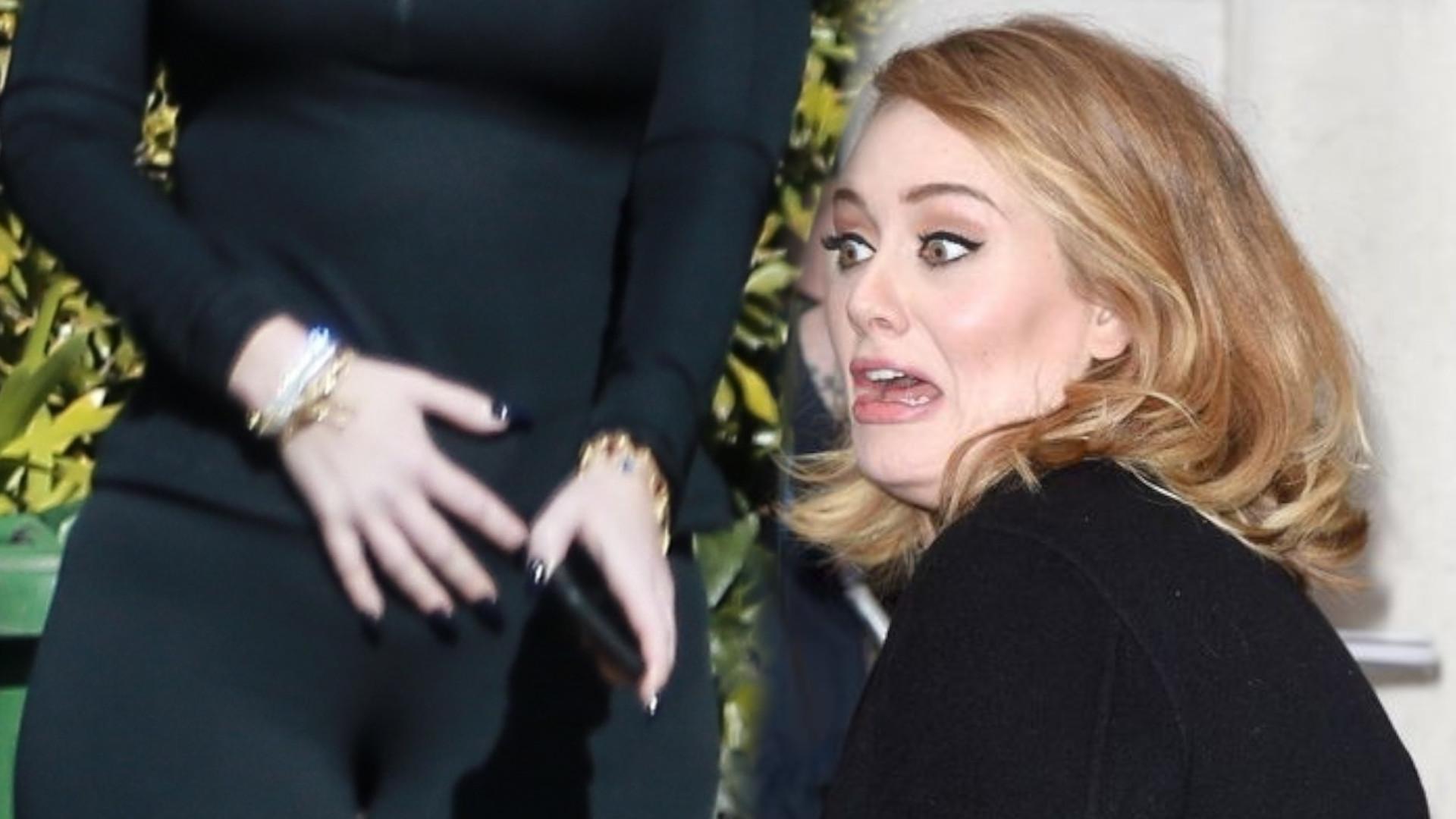 OMG! Adele jest naprawdę wychudzona. Zobacz jej najnowsze zdjęcia