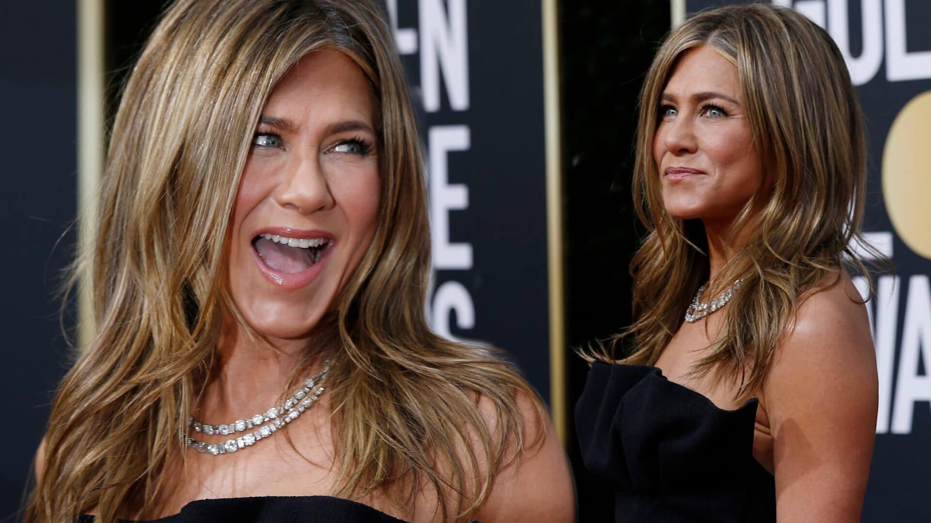 Ta sesja Jennifer Aniston to istny OGIEŃ! Nie możemy oderwać oczu