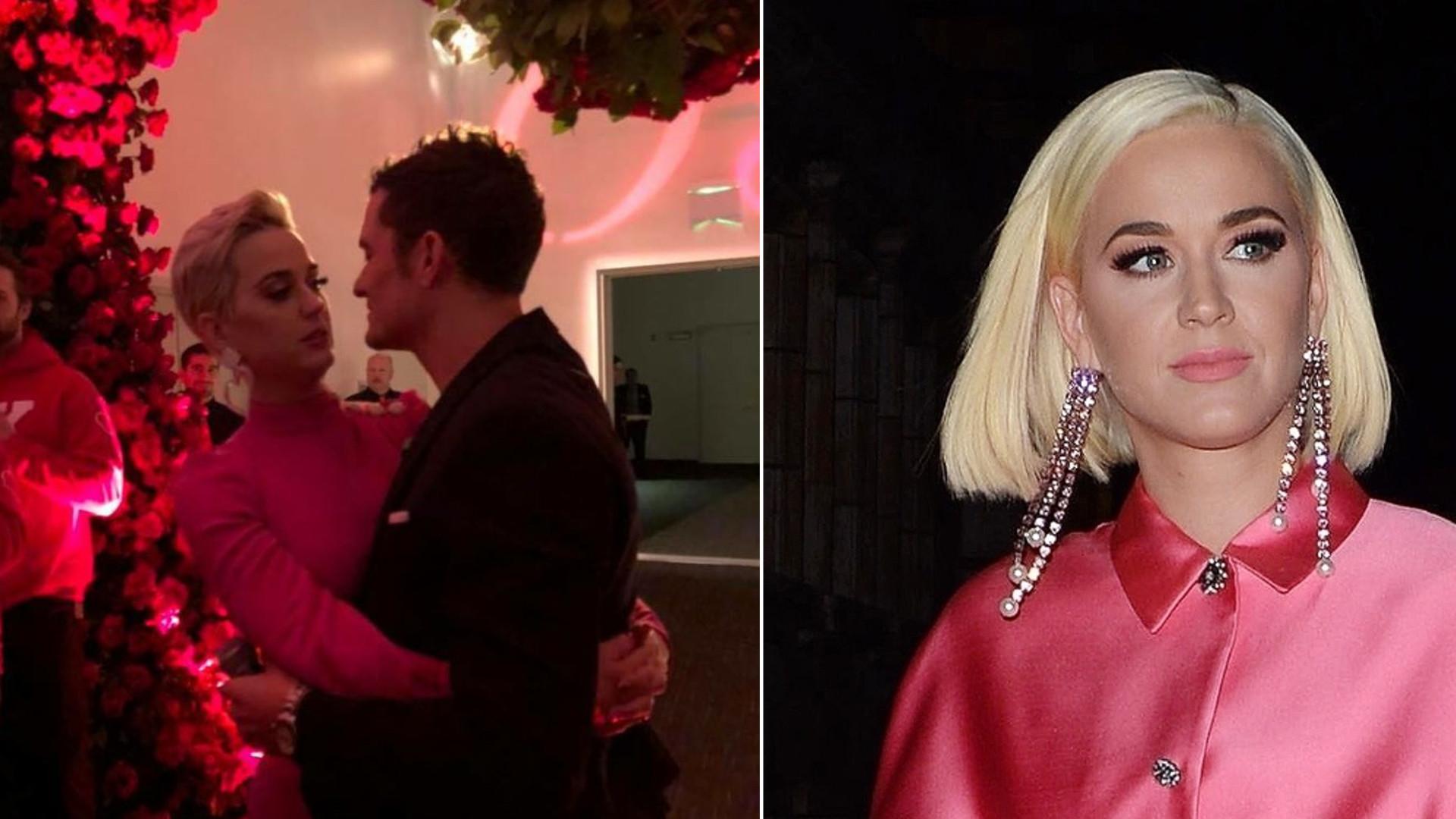 Katy Perry zrobiła TO, co większość celebrytów gdy ukrywa ciążę! (FOTO)