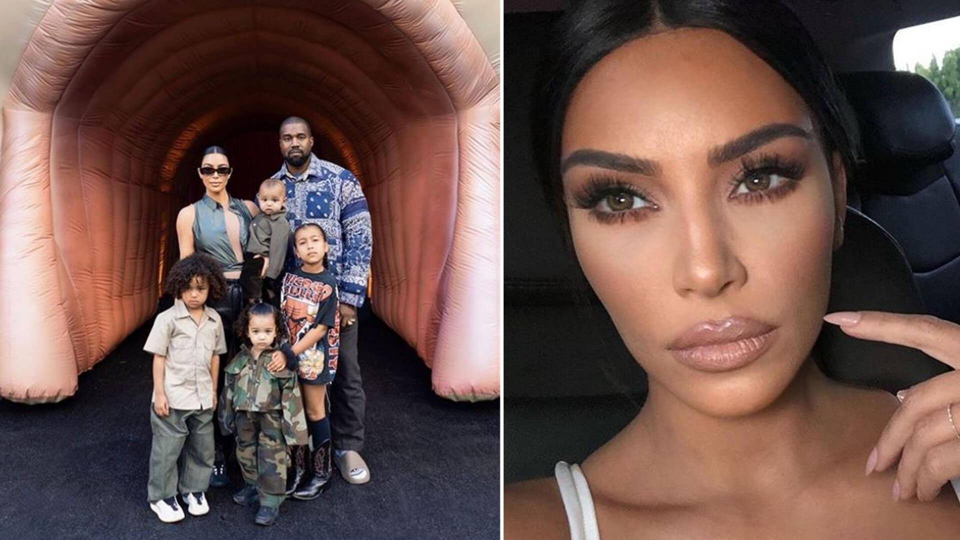 Kim Kardashian pokazała, jak wygląda pokój zabaw jej dzieci. Wykupiła cały sklep z zabawkami?