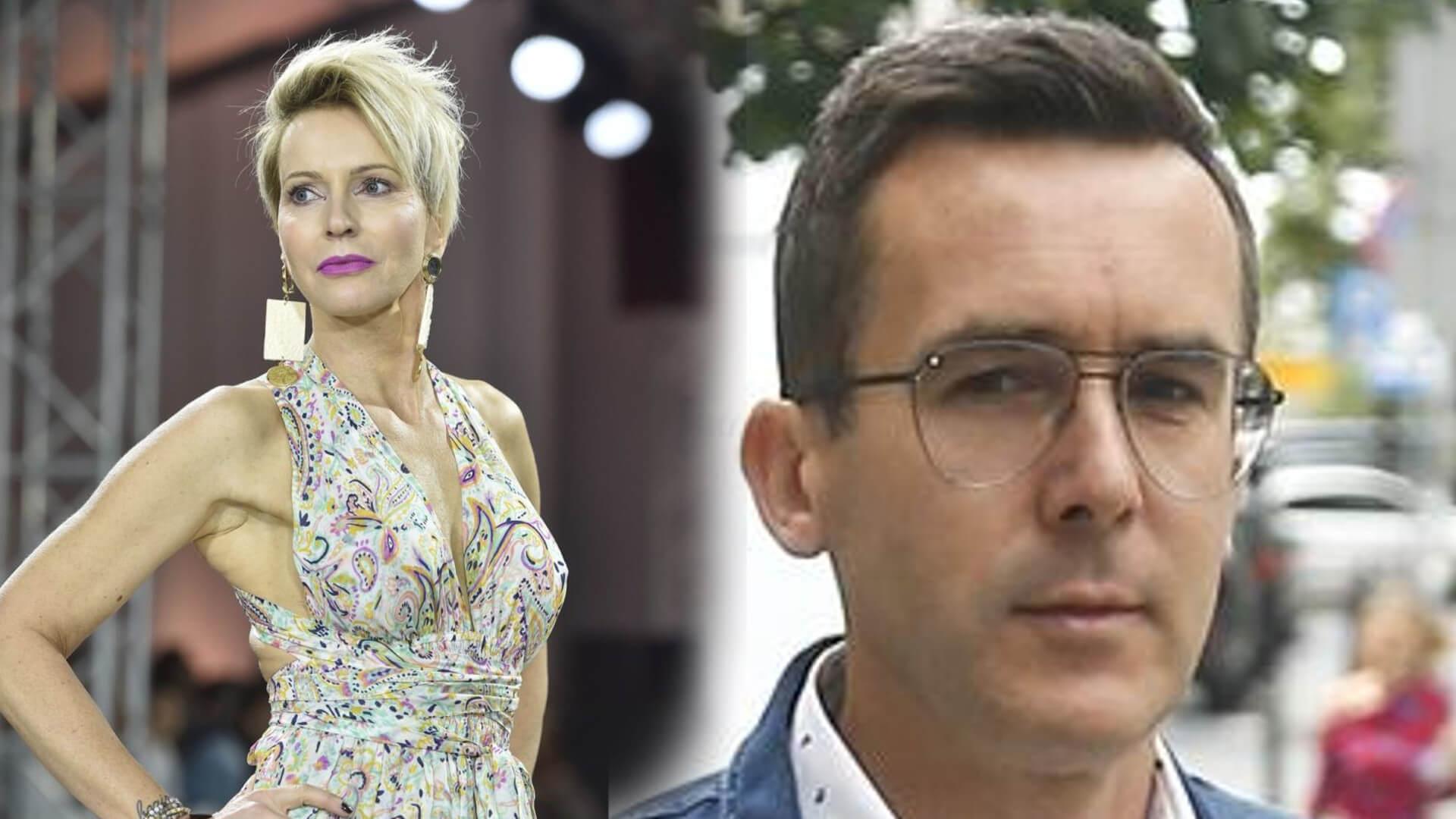 Smaszcz-Kurzajewska robi z mężem DZIWNE rzeczy po rozwodzie