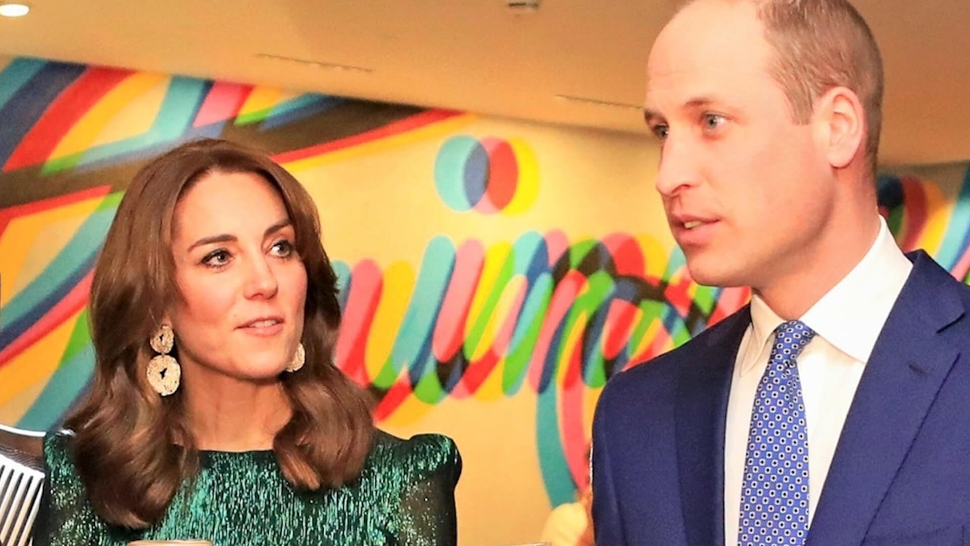 Kate i William odwiedzili muzeum browaru. Takie zdjęcia księżnej to rzadkość!