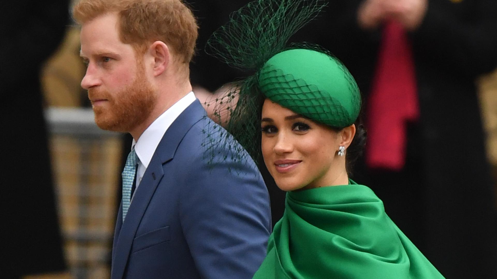 OSTATNIE oficjalne wyjście Harry'ego i Meghan – ubrała się jak przystało na KSIĘŻNĄ (ZDJĘCIA)