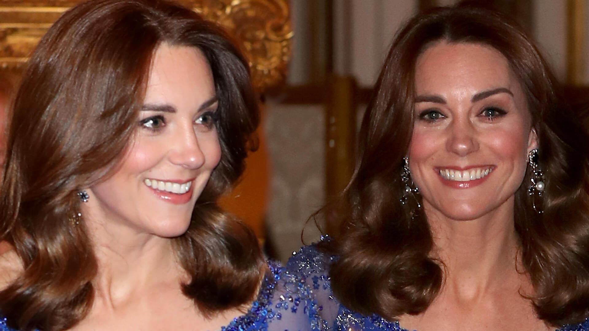 Tego dnia Kate pokazała dwie stylizacje. Wieczorem wyglądała LEPIEJ?