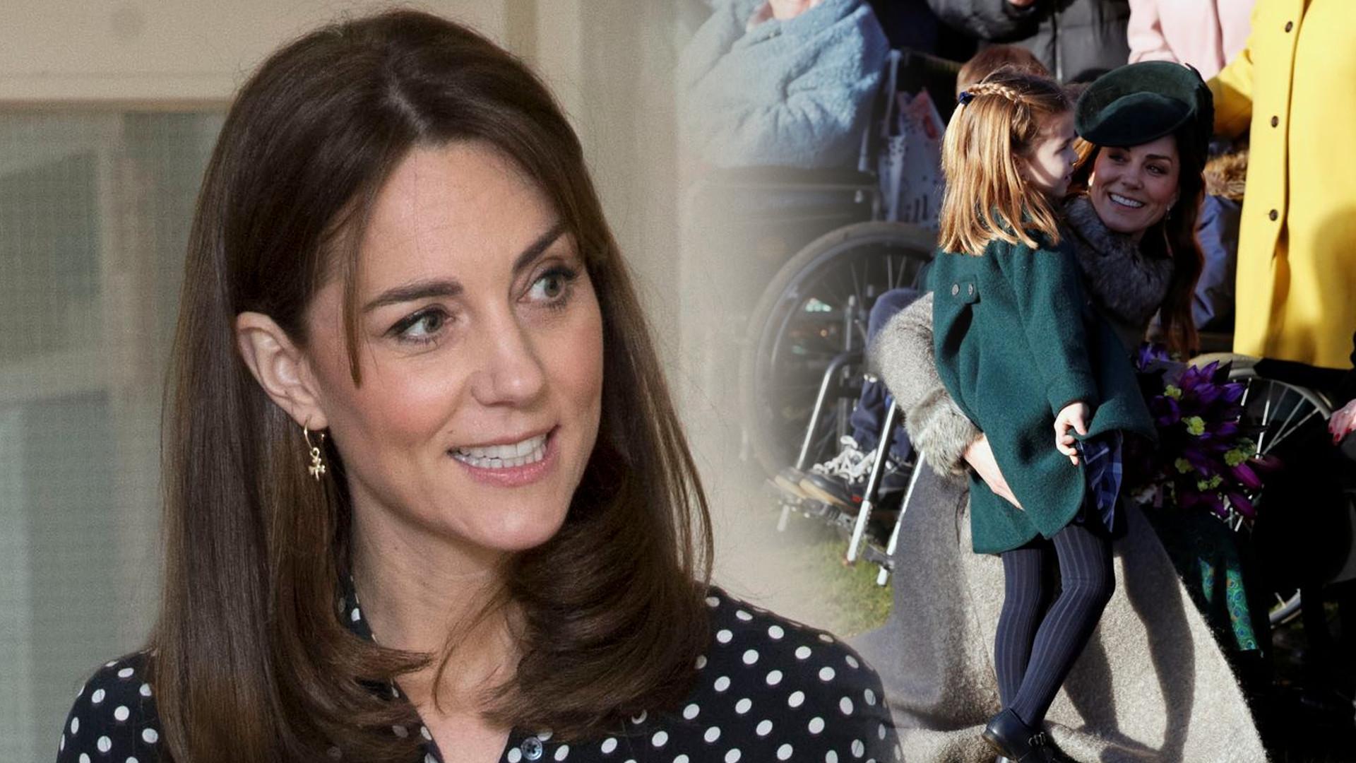 Księżna Kate umie uspokoić dzieci TYMI SŁOWAMI, gdy występują publicznie