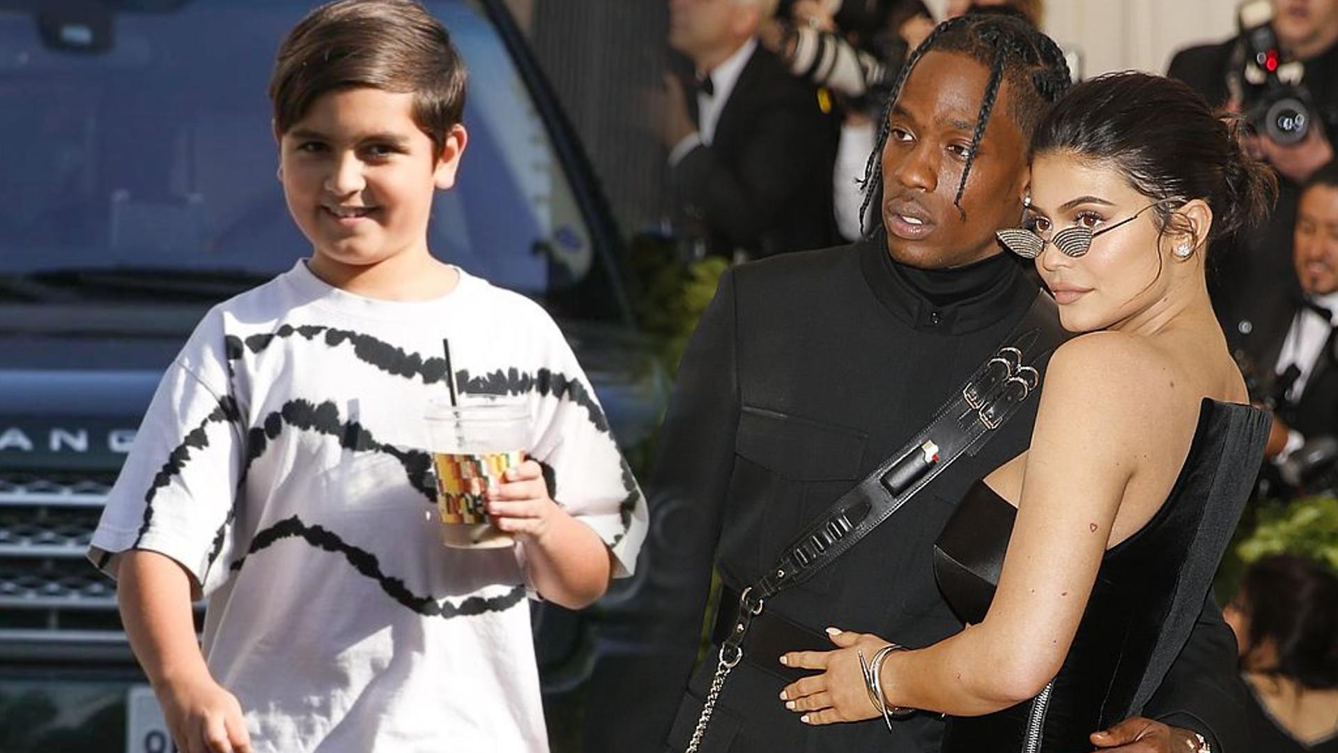 Syn Kourtney Kardashian zdradził, czy Kylie Jenner i Travis Scott WRÓCILI do siebie