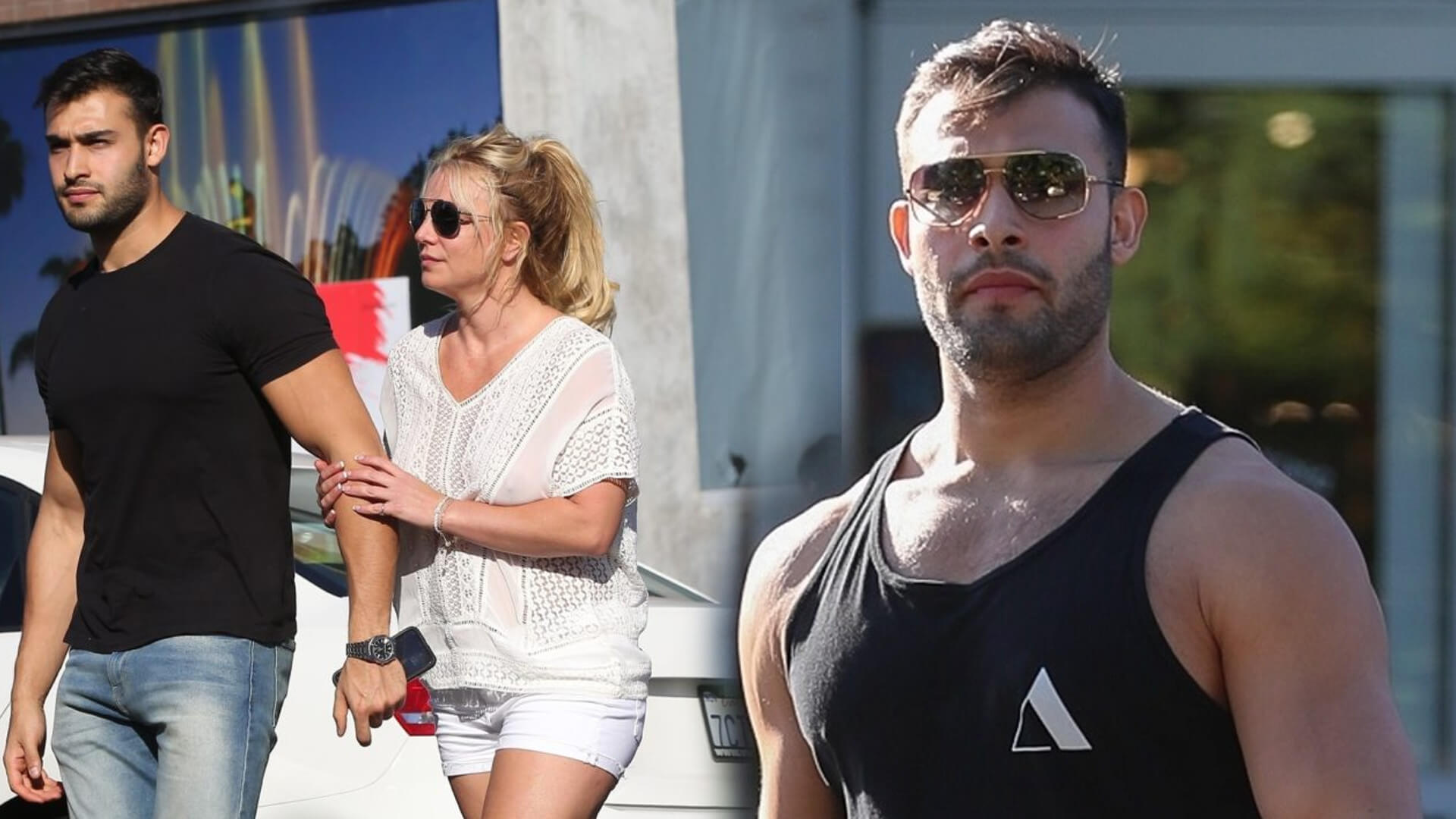 Chłopak Britney Spears idealnie ją sprankował – Zobaczcie sami (WIDEO)
