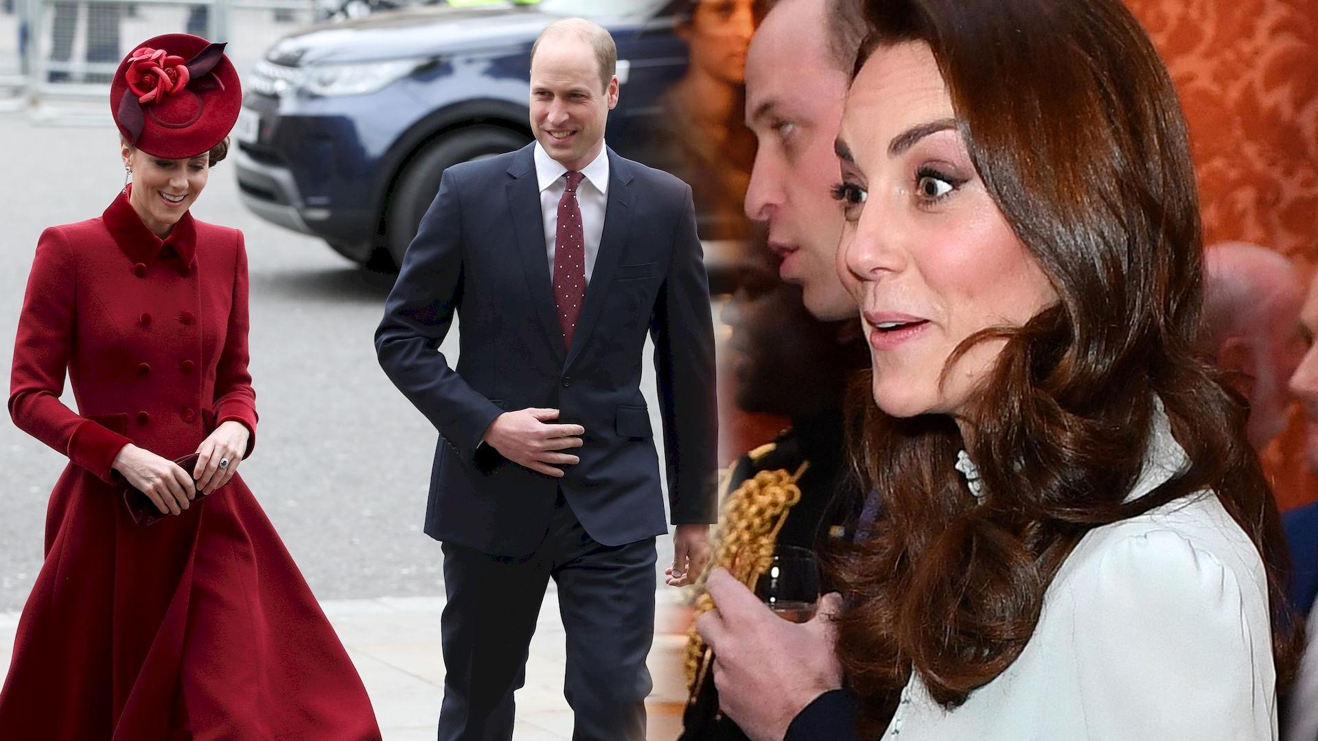 Dlaczego księżna Kate już NIE nosi pierścionka zaręczynowego?