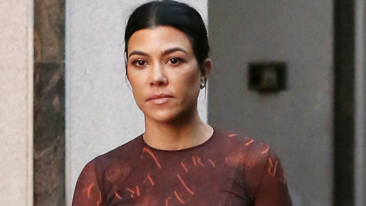 Kourtney Kardashian w ogniu krytyki. Hejterzy atakują celebrytkę za włosy syna
