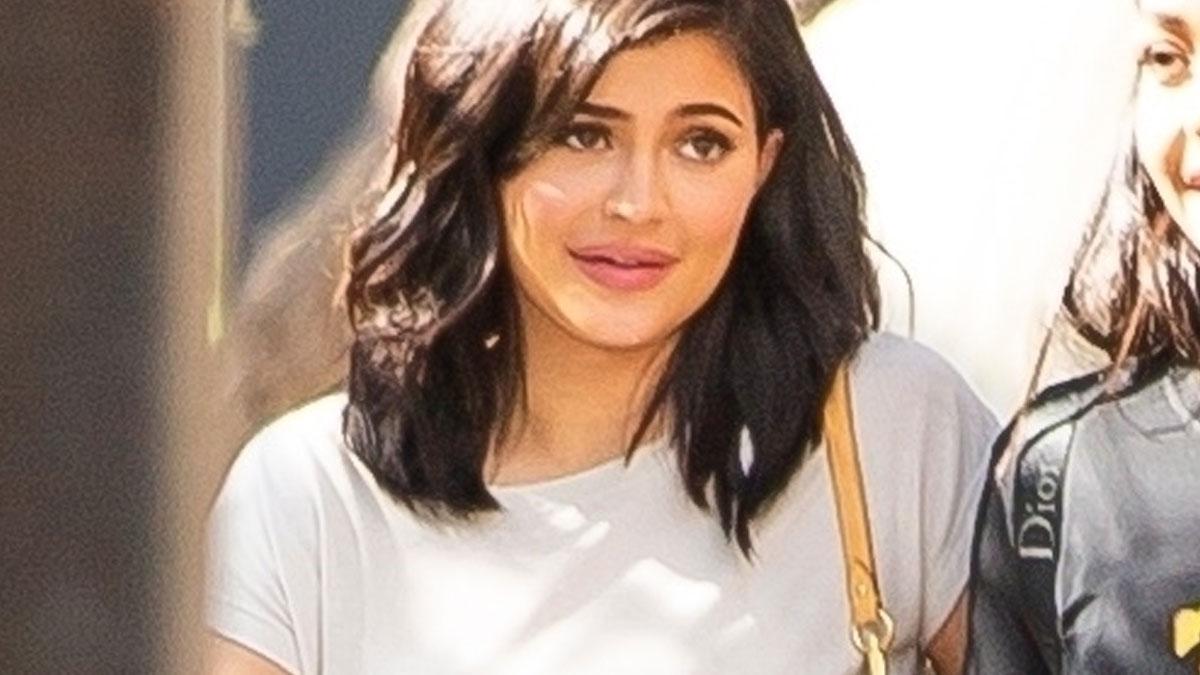 Kylie Jenner chwali się kondycją włosów: Nareszcie!!! (FOTO)