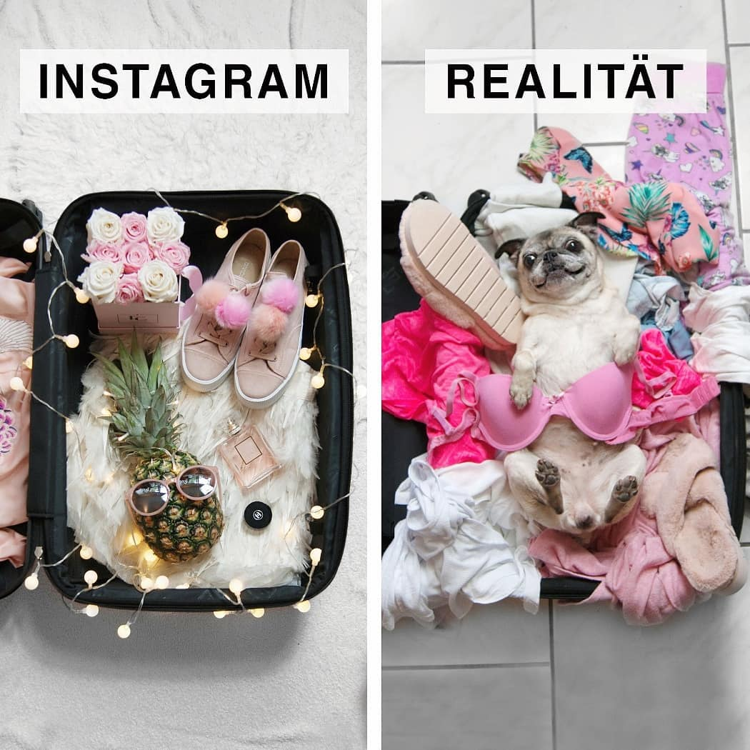 Blogerka pokazała jak wygląda rzeczywistość beauty na insta