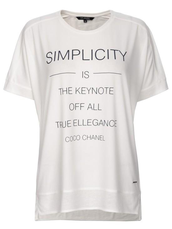 T-shirty z nadrukami na wiosnę 2015